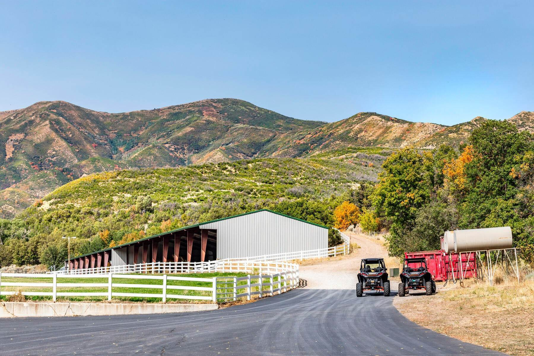 35. Farm and Ranch Properties à 533 N Left Fork Hobble Creek Cyn Springville, Utah 84663 États-Unis