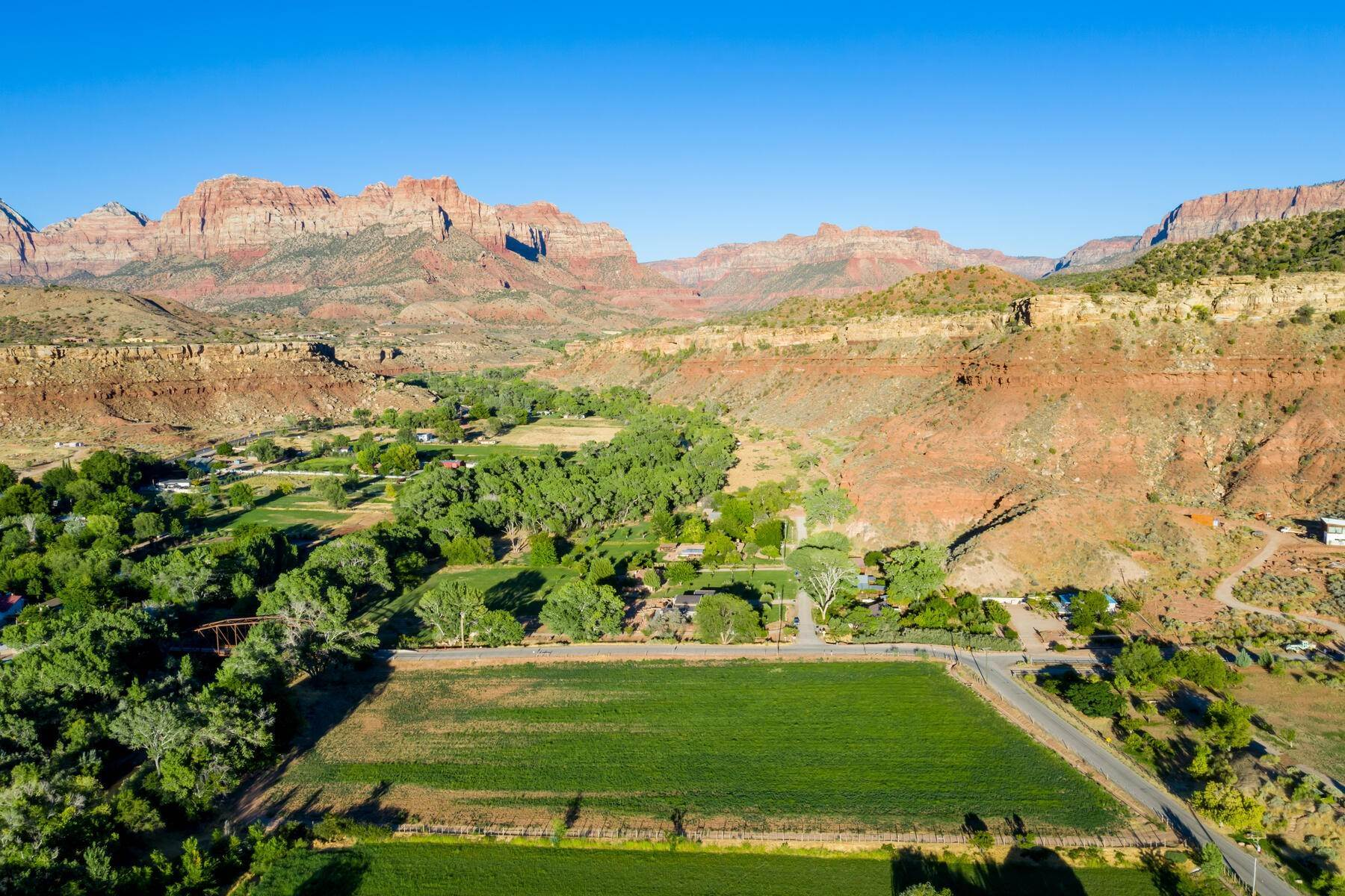 29. Land for Sale at 5+ Ac Field On The River In Rockville 250 So Bridge Road Rockville, Utah 84763 United States