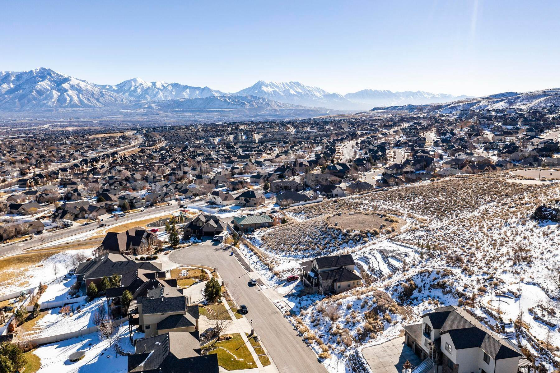 15. Land for Sale at Build Your Dream Home! 5677 W Eldora Cir Herriman, Utah 84096 United States