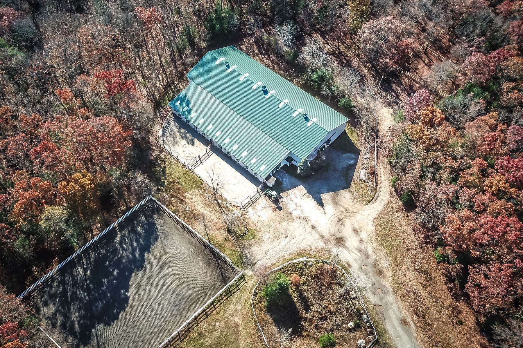 Single Family Homes στις Prodigious Equestrian Facility And Home 34 Great Rock Road Sherborn, Μασαχουσετη 01770 Ηνωμένες Πολιτείες