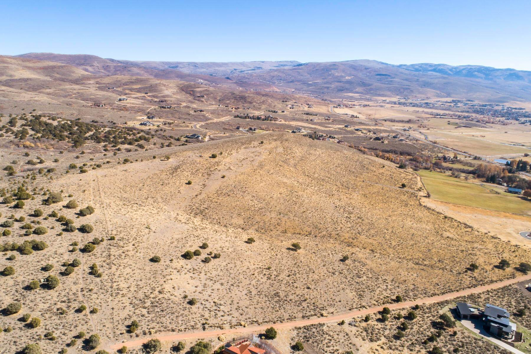16. Land for Sale at Premier Custom Corner Homesite With Phenomenal Views In Exclusive Red Ledges 3205 E Horsehead Peak Court, Lot 171 Heber City, Utah 84032 United States