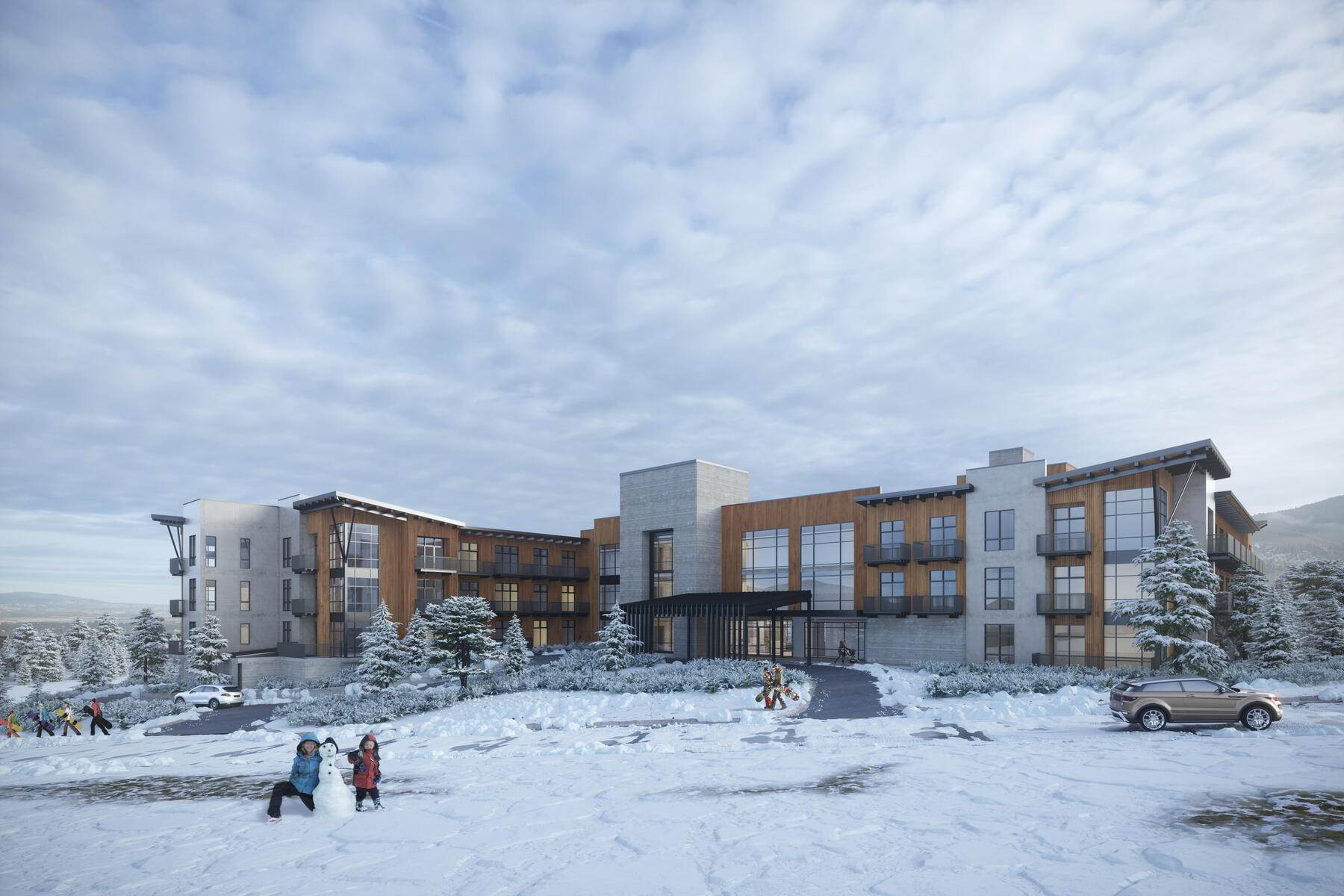 8. Condominiums for Sale at Introducing Park City's Newest Boutique Ski Hotel, The Ascent Park City! 4080 N Cooper Lane #312 Park City, Utah 84098 United States