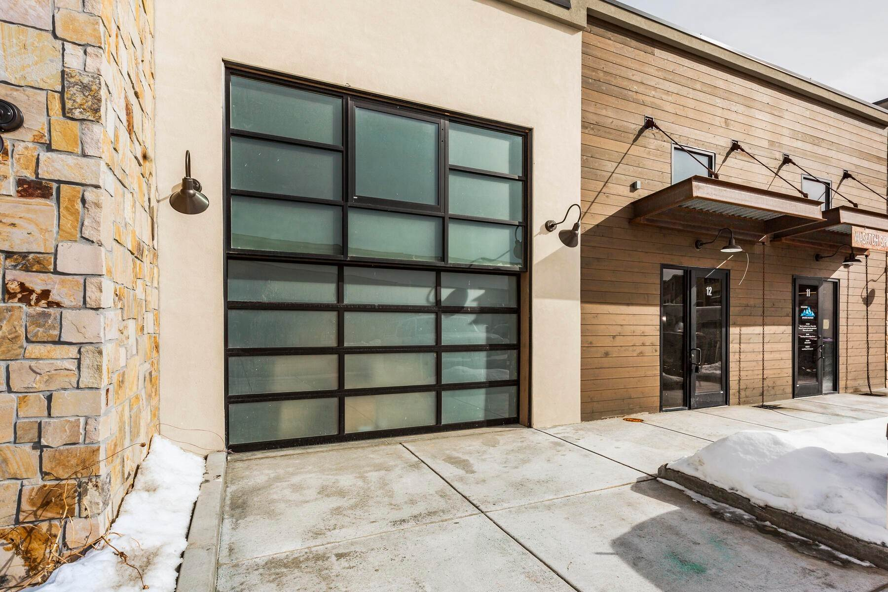 Single Family Homes for Sale at Completed Park East II Work-Live Real Estate Offering 4554 Forestdale Drive, #C12 Park City, Utah 84098 United States