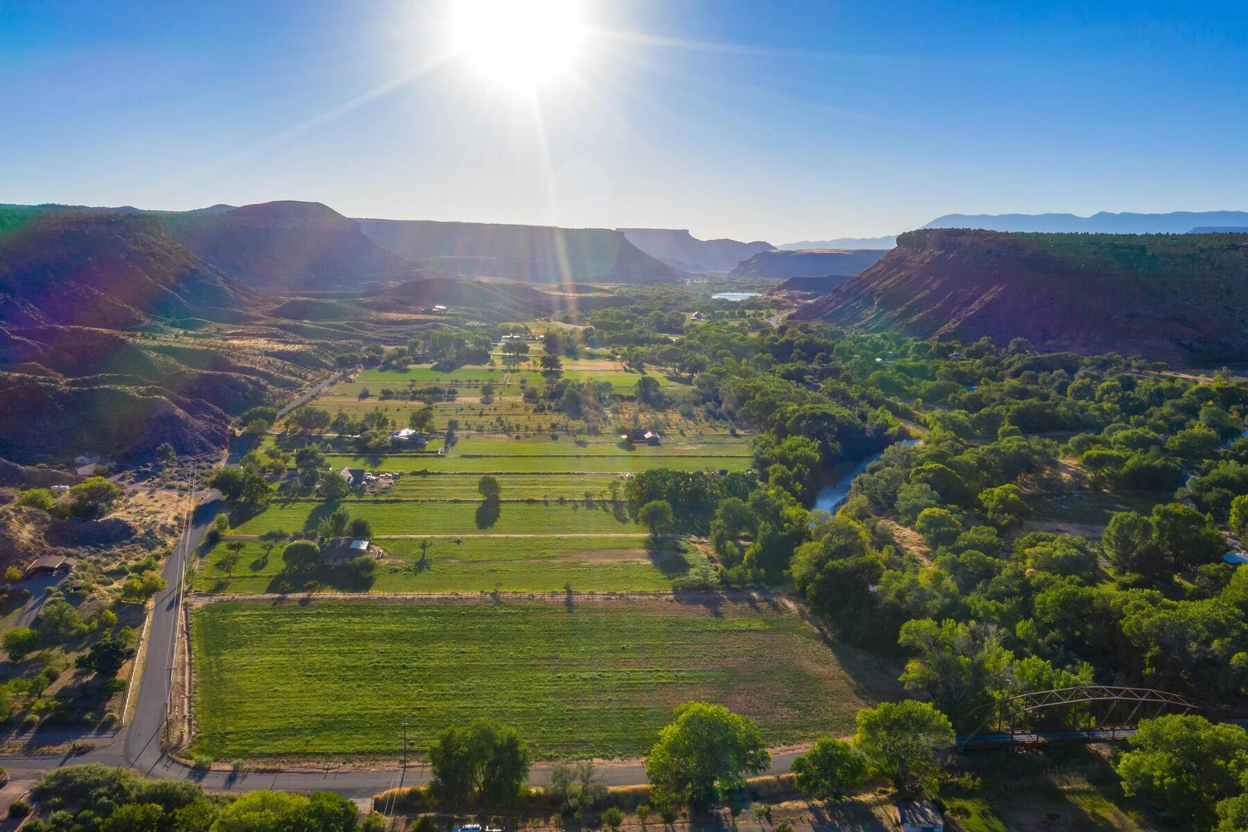 8. Land for Sale at 5+ Ac Field On The River In Rockville 250 So Bridge Road Rockville, Utah 84763 United States