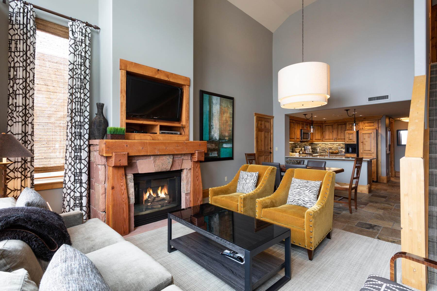 Condominiums for Sale at Remodeled Lodges at Deer Valley 2900 Deer Valley Dr E #E326 Park City, Utah 84060 United States
