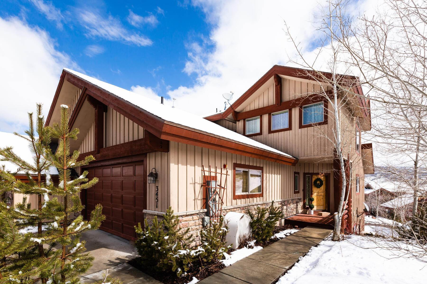 townhouses for Sale at Extensive Remodel Throughout 3451 W Cedar Dr Park City, Utah 84098 United States
