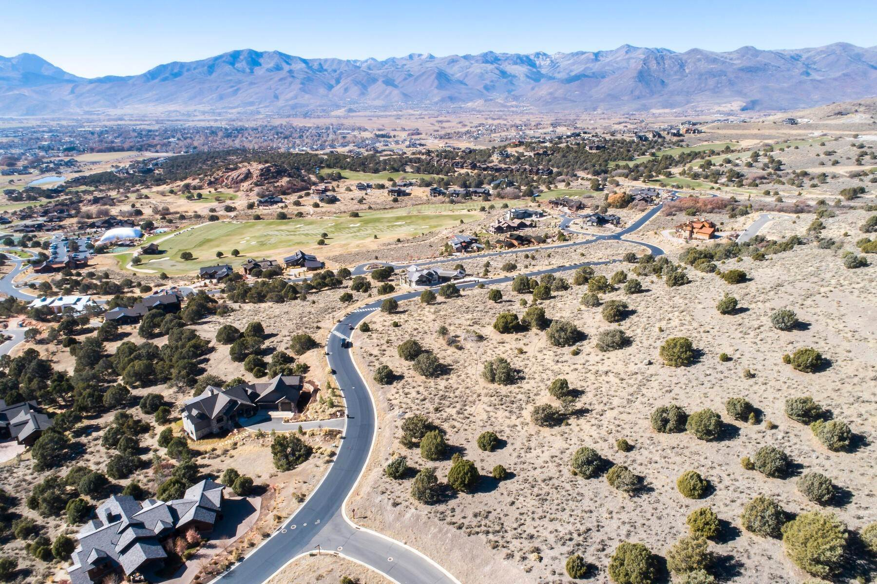 3. Land for Sale at Premier Custom Corner Homesite With Phenomenal Views In Exclusive Red Ledges 3205 E Horsehead Peak Court, Lot 171 Heber City, Utah 84032 United States