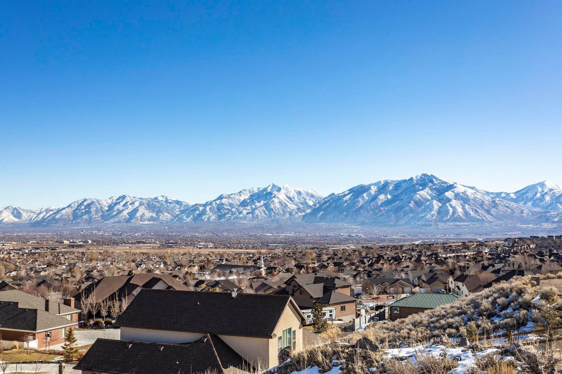 7. Land for Sale at Build Your Dream Home! 5677 W Eldora Cir Herriman, Utah 84096 United States