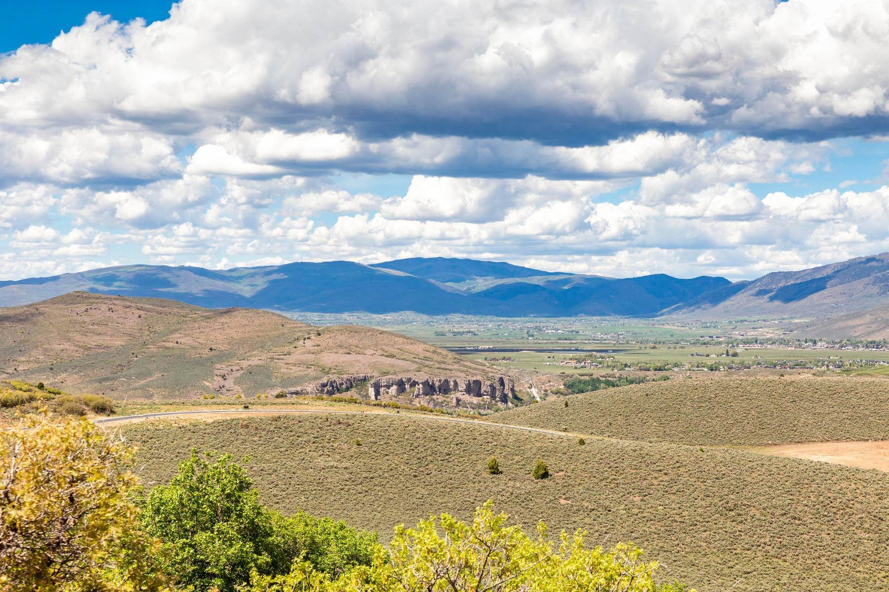 Land for Sale at Expansive Views And Privacy From 12 Acre Homesite At Victory Ranch 5924 E Backcountry Way, Lot #369 Heber City, Utah 84032 United States
