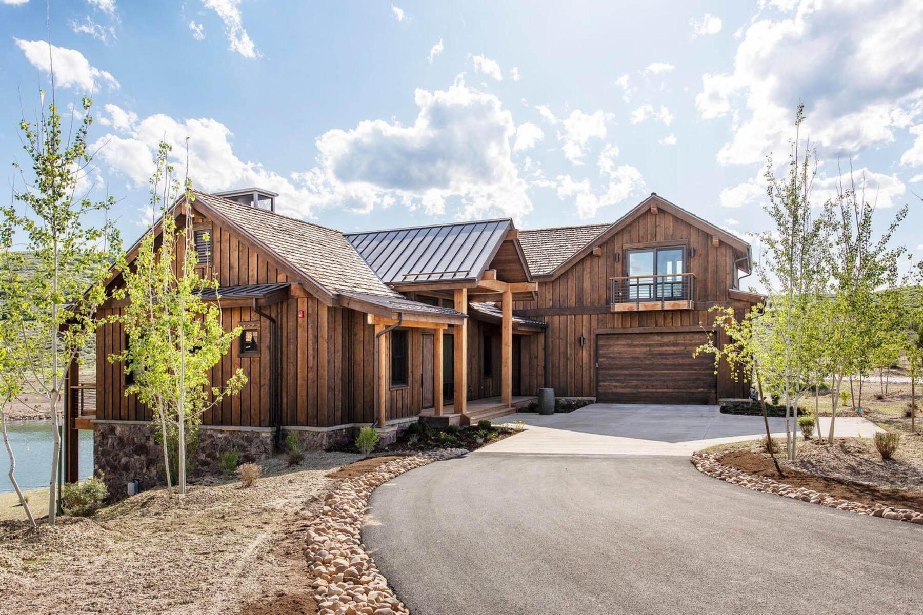 Single Family Homes for Sale at 5 Bedroom Expanded Juniper Cabin at Victory Ranch on 2.3 Acres! 6434 Whispering Way, #373A Heber City, Utah 84093 United States