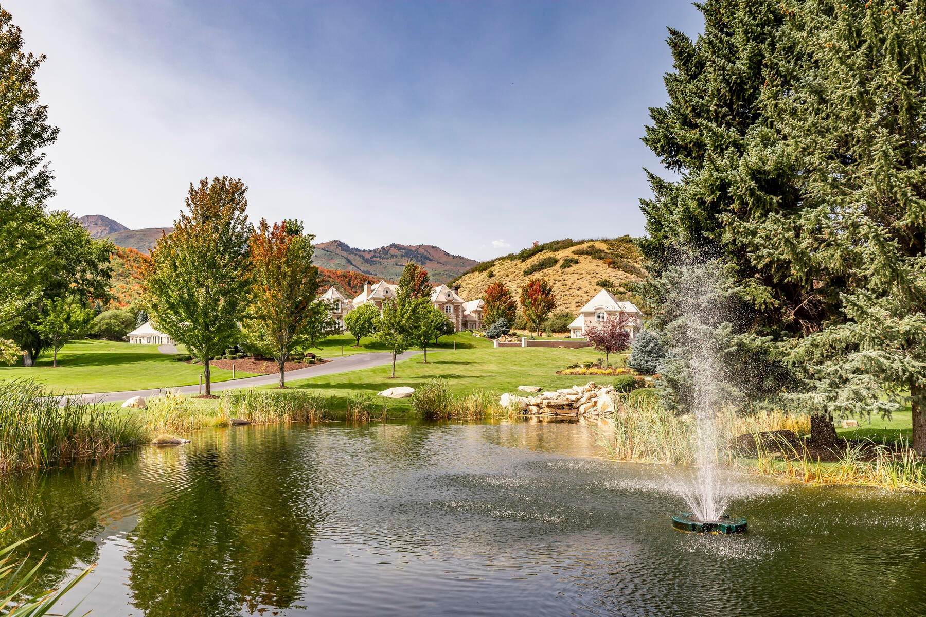 32. Farm and Ranch Properties à 533 N Left Fork Hobble Creek Cyn Springville, Utah 84663 États-Unis