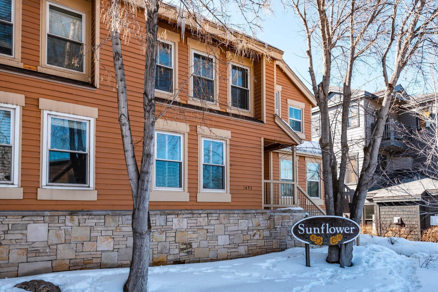 Condominiums for Sale at Convenient Location in Park City's Popular Old Town Neighborhood 1493 Park Avenue #6 Park City, Utah 84060 United States