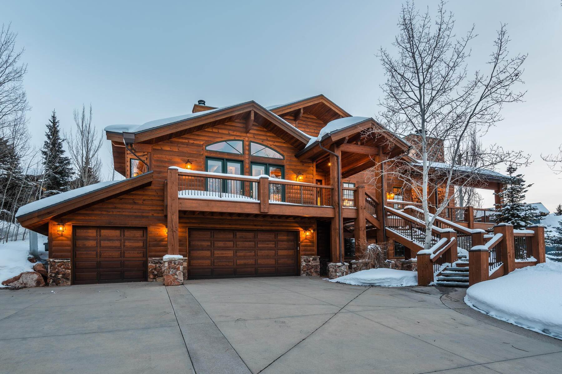 Single Family Homes for Sale at The Home You Have Been Waiting For 2490 Silver Cloud Dr Park City, Utah 84060 United States