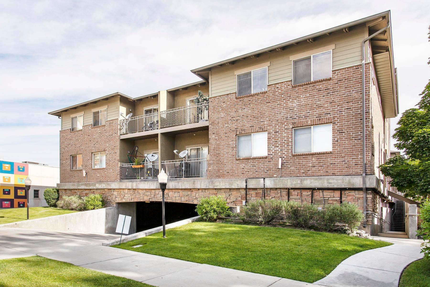 Condominiums for Sale at Great Location Within Walking Distance to BYU 69 E 200 N Provo, Utah 84606 United States