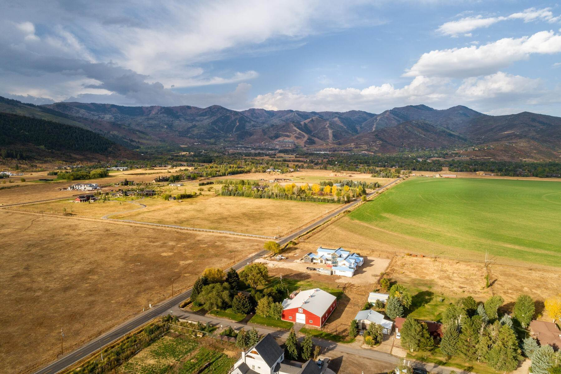37. Land for Sale at One of the Last Great Opportunities on Old Ranch Road 4644 N 400 W Park City, Utah 84098 United States