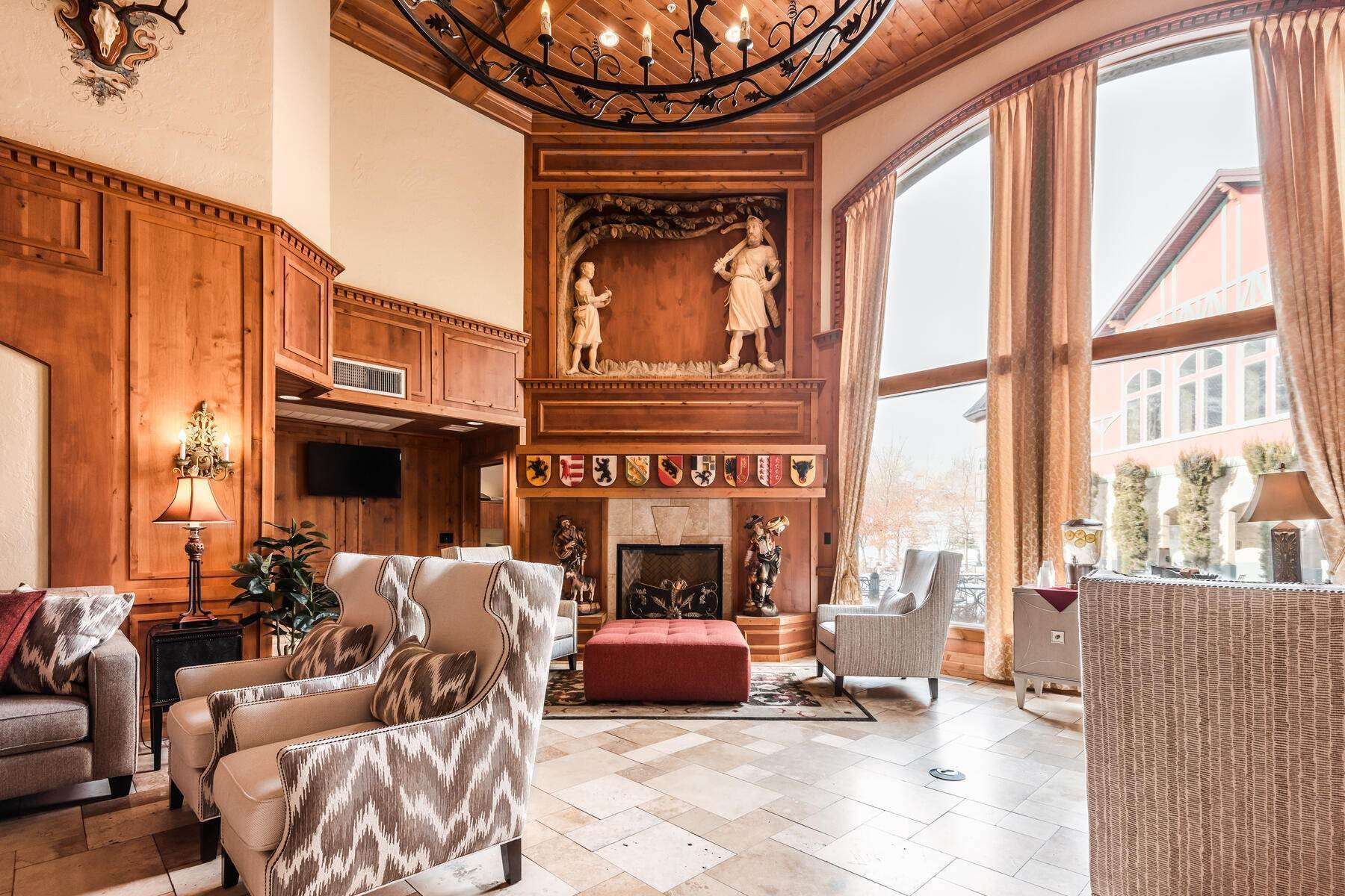 15. Condominiums for Sale at Lovely Studio Overlooking the Courtyard! 784 W Resort Drive, #234 Midway, Utah 84049 United States