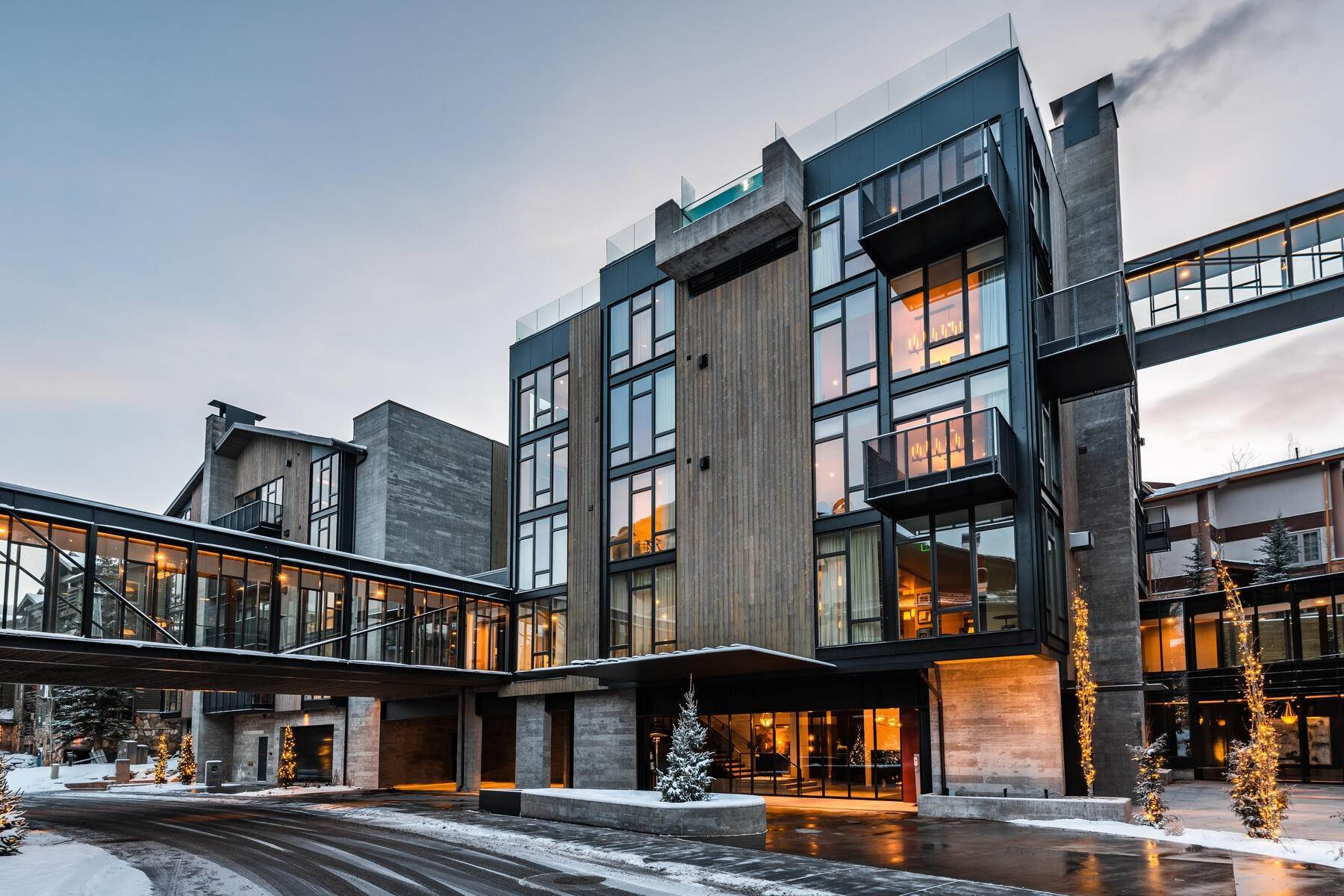Condominiums for Sale at Boutique Luxury Hotel Residences in Prime Deer Valley Silver Lake Village 7520 Royal Street #411 Park City, Utah 84060 United States