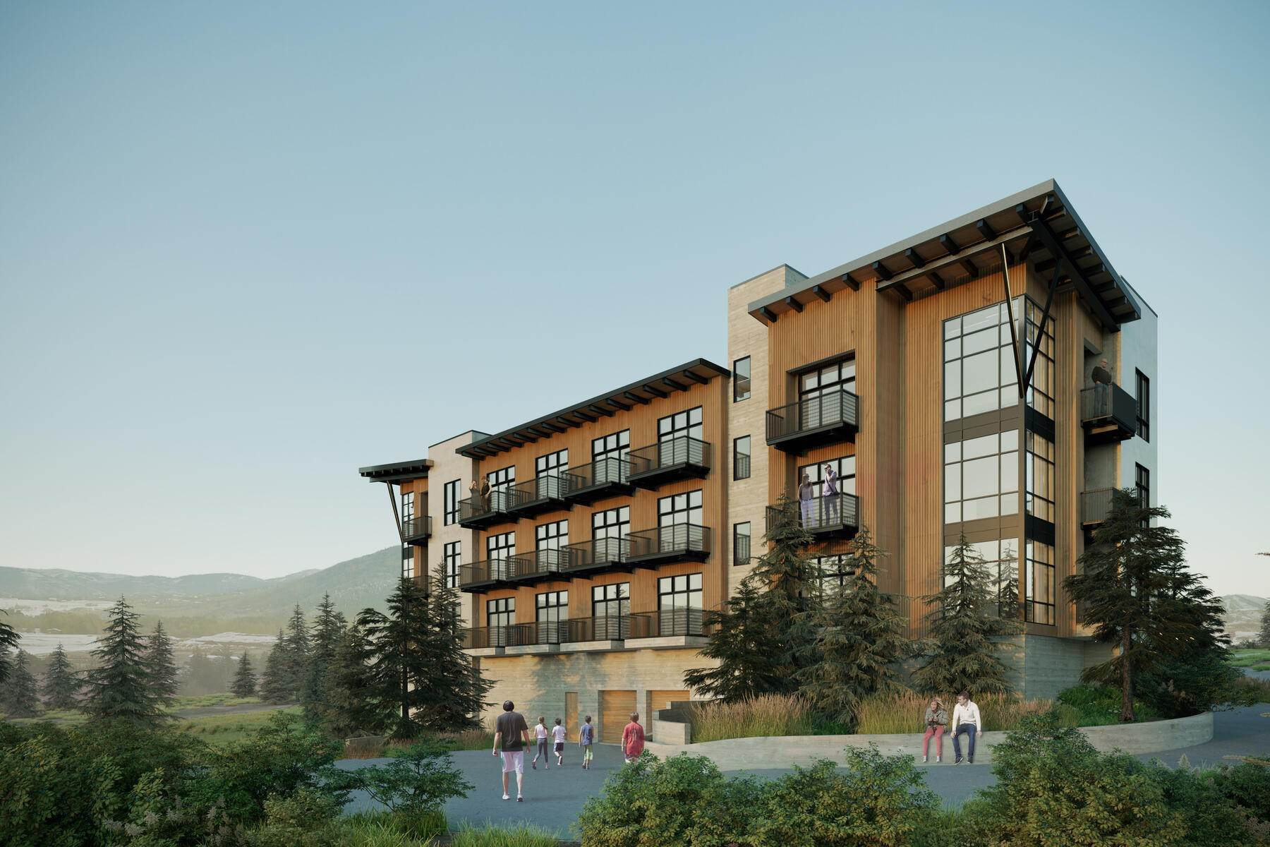 9. Condominiums for Sale at Introducing Park City's Newest Boutique Ski Hotel, The Ascent Park City! 4080 N Cooper Lane #232 Park City, Utah 84098 United States