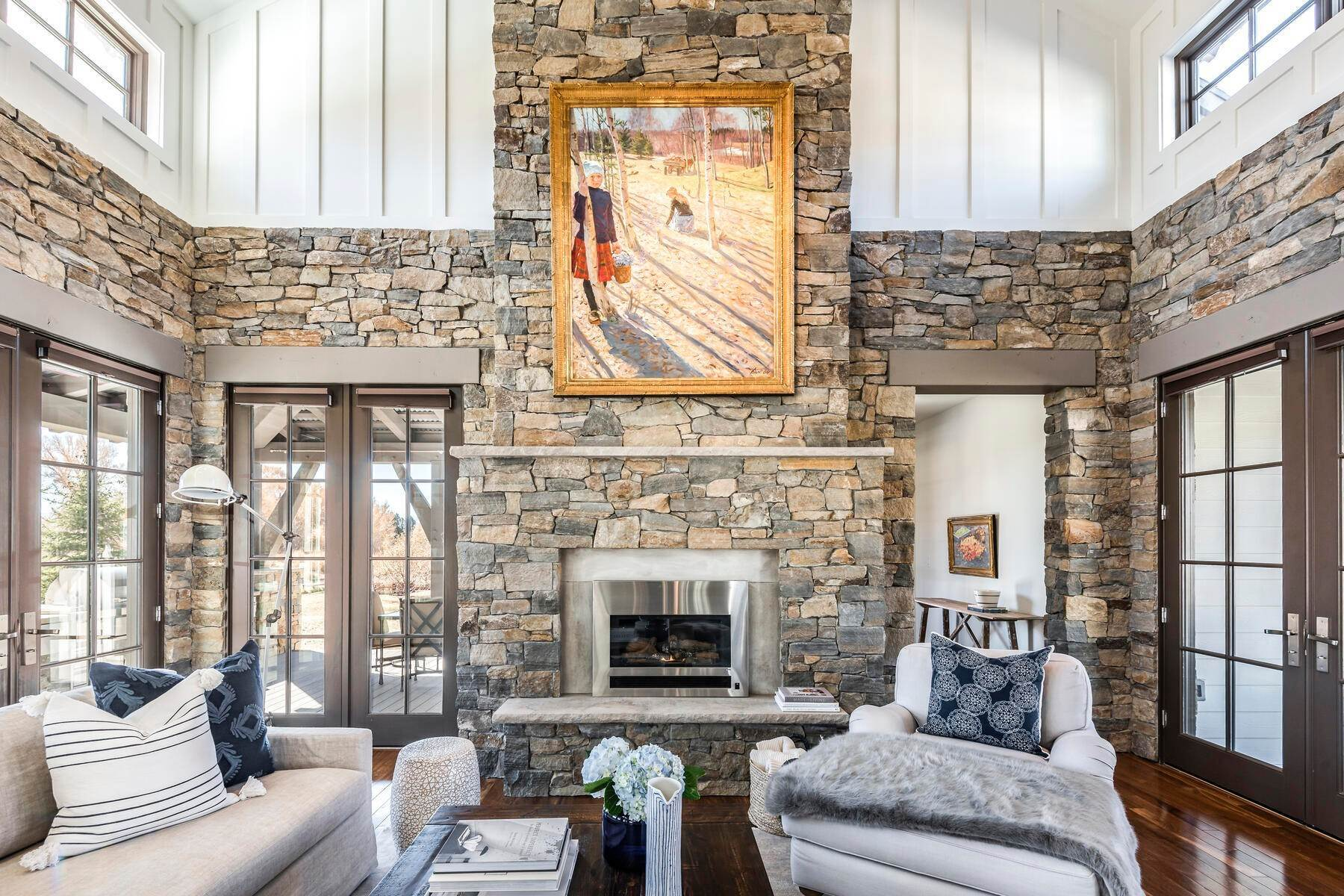 5. Single Family Homes for Sale at Picture-Perfect Contemporary Rustic Elegance on the Provo River 2370 N River Meadows Parkway Midway, Utah 84049 United States
