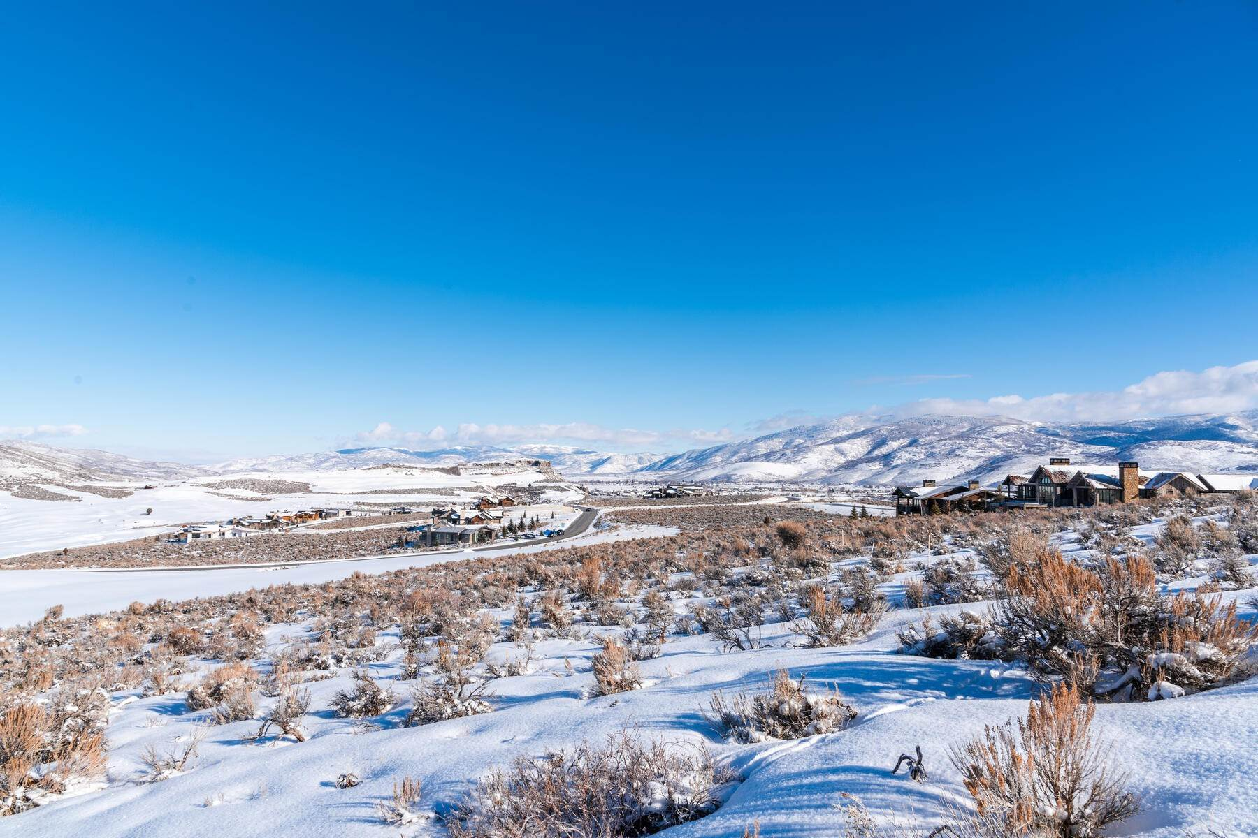 15. Land for Sale at Homesite at Victory Ranch 7121 E Evening Star Drive Heber City, Utah 84032 United States