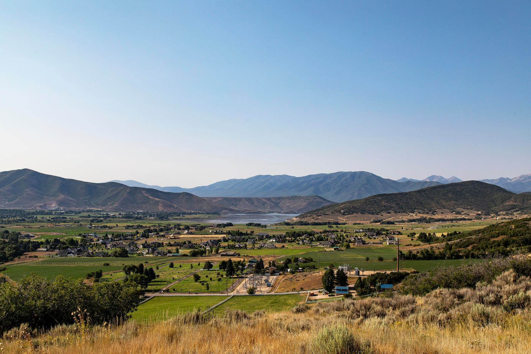 Terreno per Vendita alle ore 67 Acres in Midway with Huge Views of the Heber Valley 800 W 500 S Midway, Utah 84049 Stati Uniti