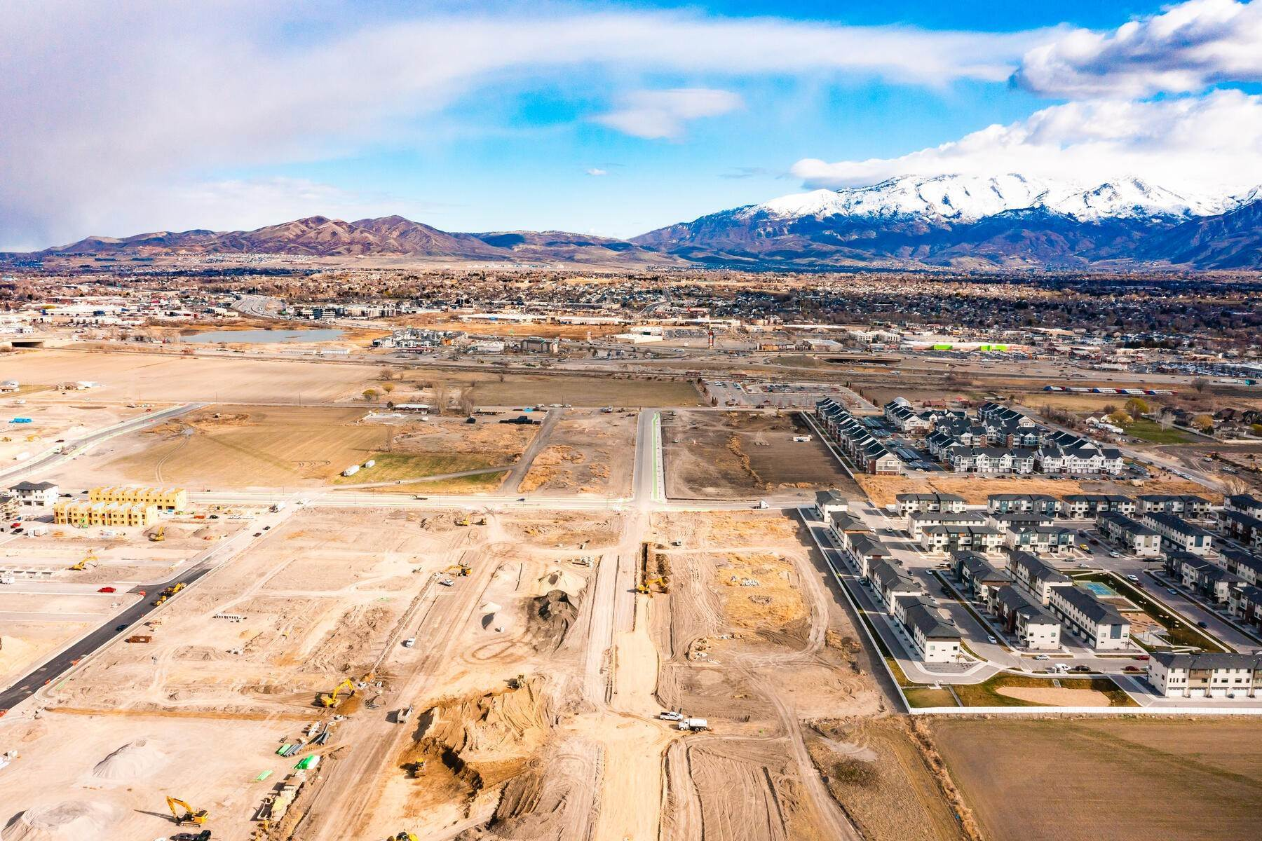 7. Land for Sale at Rare Development Opportunity! Prime American Fork Land Approved for 320 Condos! Lots 4K,3C,1G,2F American Fork, Utah 84003 United States