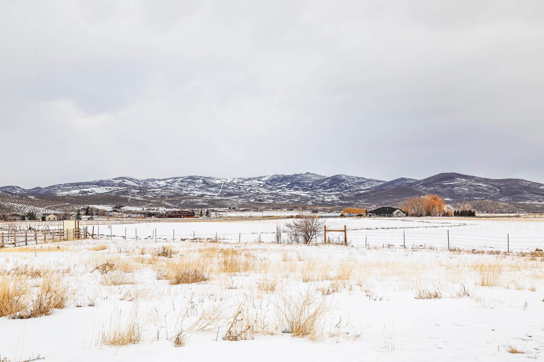 Land for Sale at Wild Willow Homesite with Views 864 Spruce Way, #E-10 Kamas, Utah 84036 United States