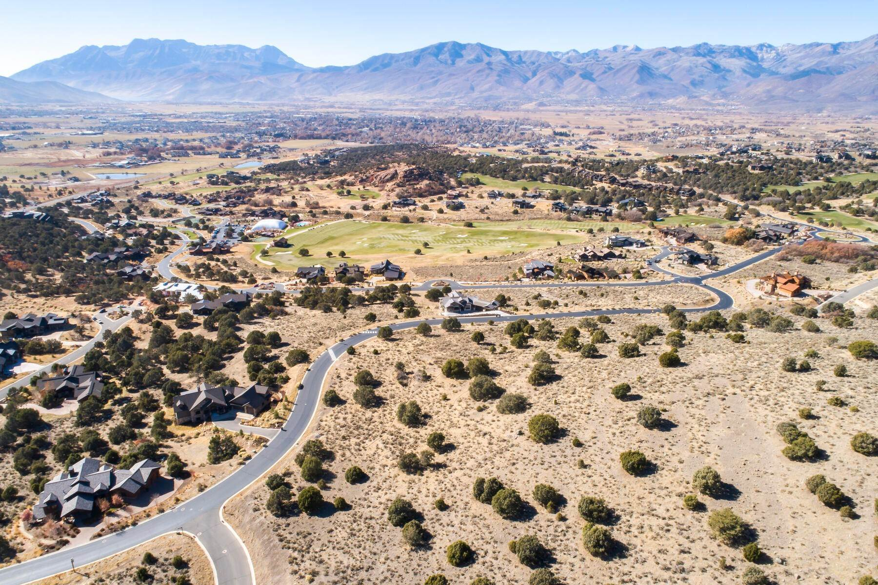2. Land for Sale at Premier Custom Corner Homesite With Phenomenal Views In Exclusive Red Ledges 3205 E Horsehead Peak Court, Lot 171 Heber City, Utah 84032 United States