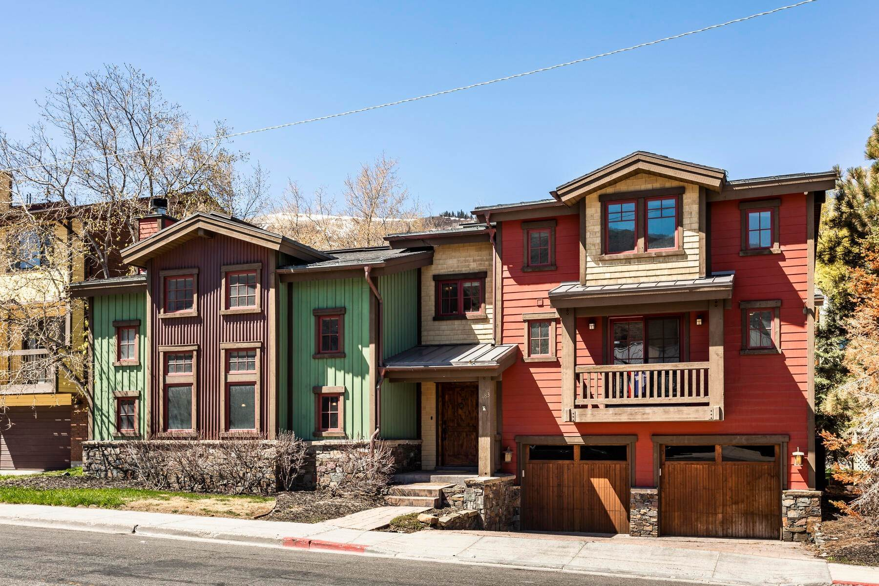 Property for Sale at Rare Large Old Town Home 1483 Park Ave Park City, Utah 84060 United States