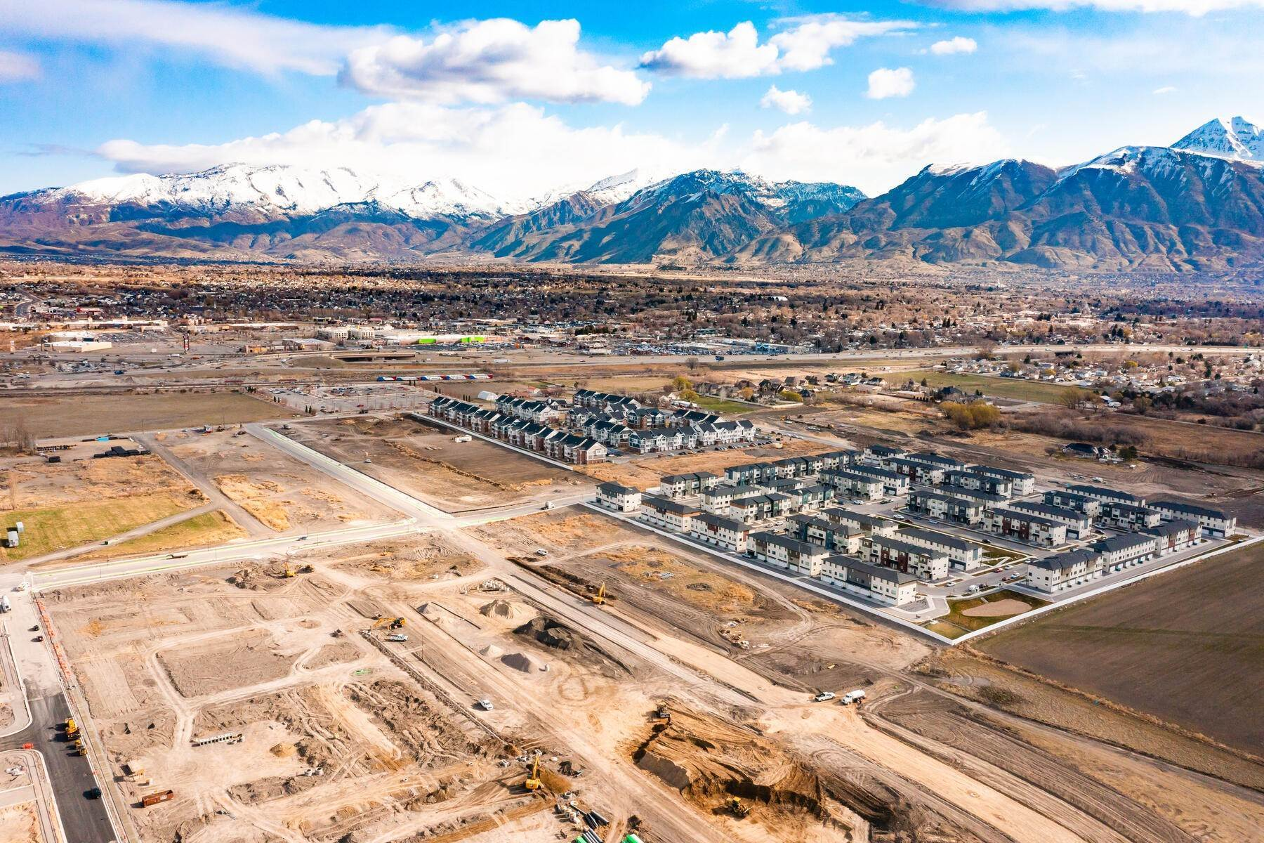 6. Land for Sale at Rare Development Opportunity! Prime American Fork Land Approved for 320 Condos! Lots 4K,3C,1G,2F American Fork, Utah 84003 United States