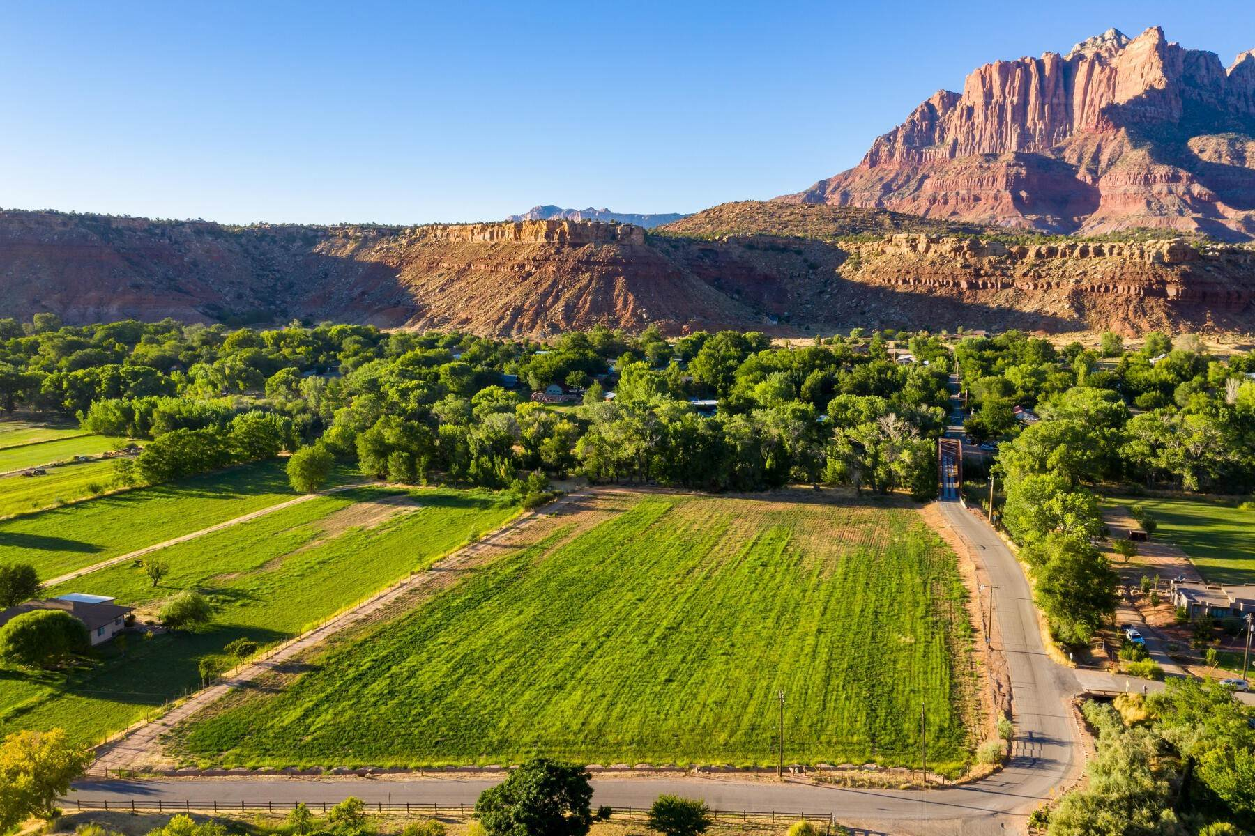3. Land for Sale at 5+ Ac Field On The River In Rockville 250 So Bridge Road Rockville, Utah 84763 United States