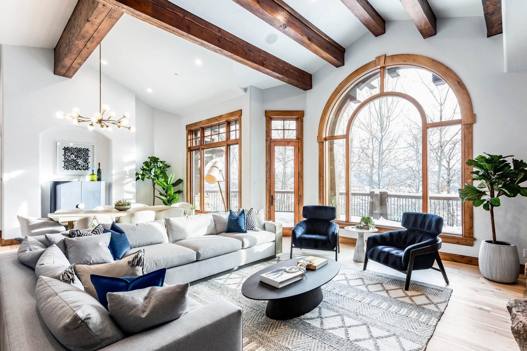 5. Single Family Homes for Sale at Sophisticated Masterpiece in Promontory 8340 N Promontory Ranch Rd Park City, Utah 84098 United States