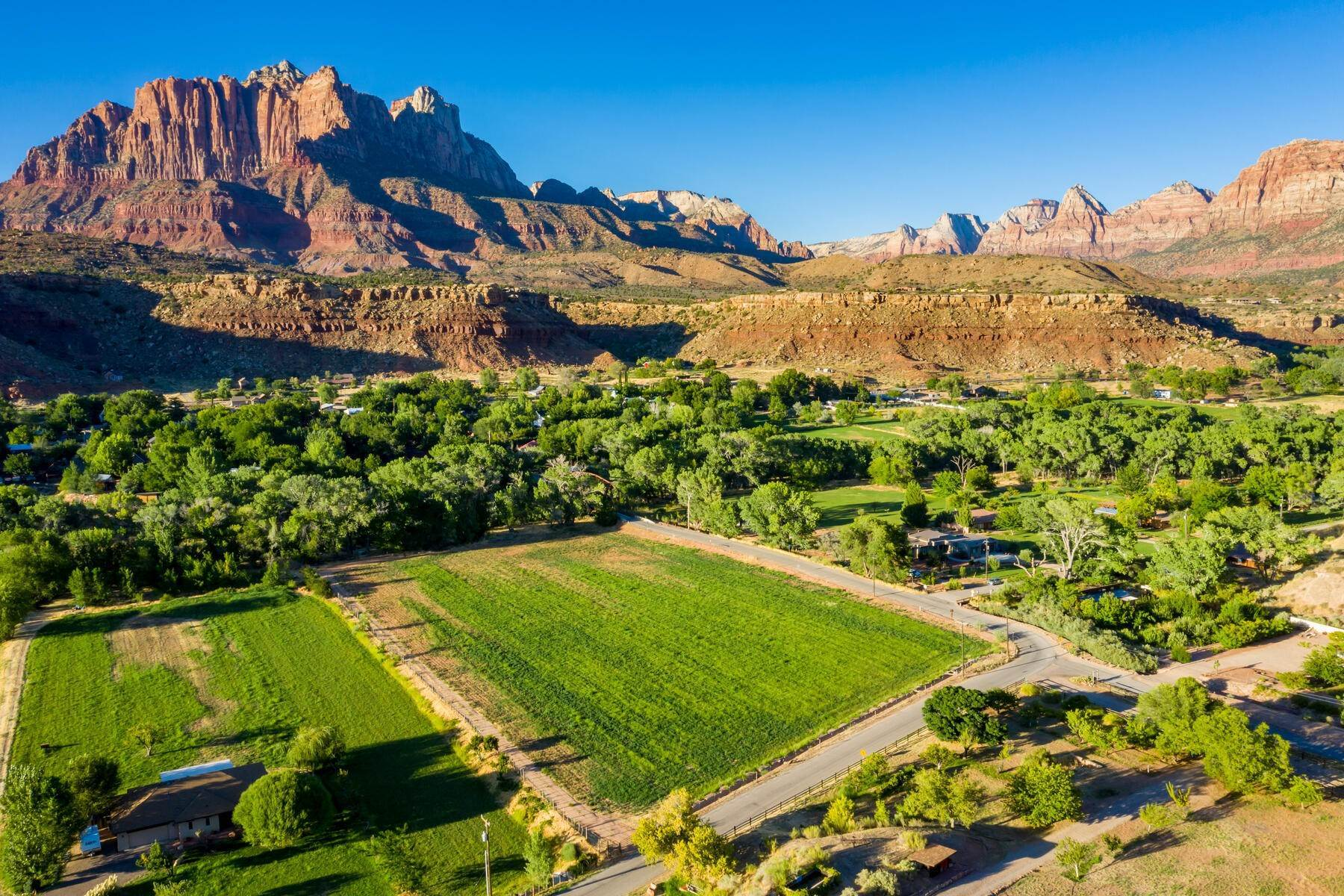 11. Land for Sale at 5+ Ac Field On The River In Rockville 250 So Bridge Road Rockville, Utah 84763 United States