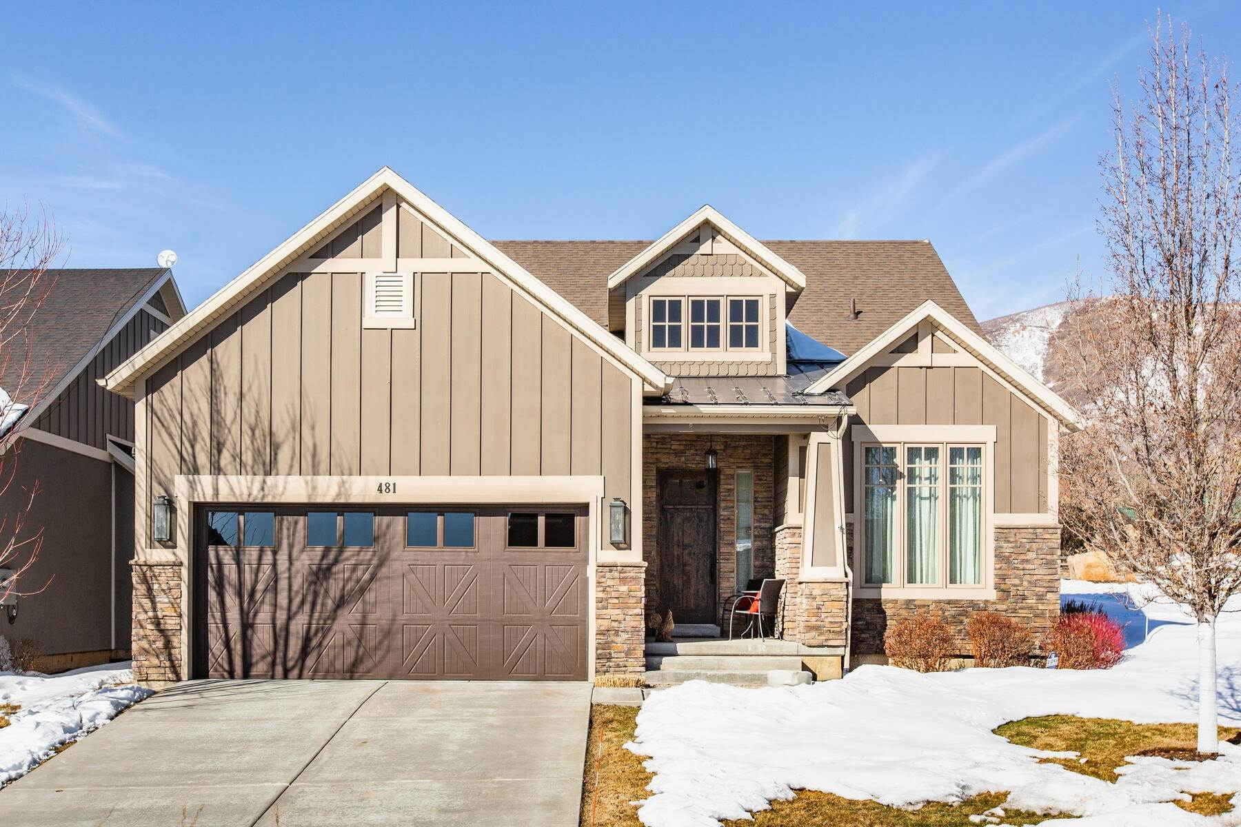 Single Family Homes for Sale at Meticulously Loved Midway Home 481 N 680 W Midway, Utah 84049 United States