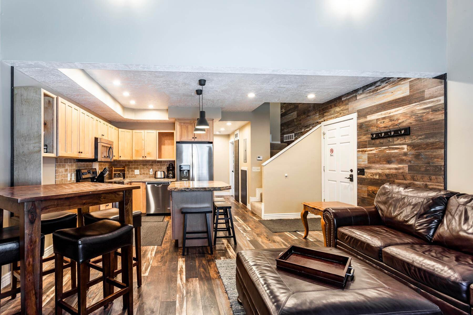 5. Condominiums for Sale at Interline Unit 2. Ultra Rare - Old Town, Park City Condo Just Steps to Skiing! 524 Woodside Ave #2 Park City, Utah 84060 United States