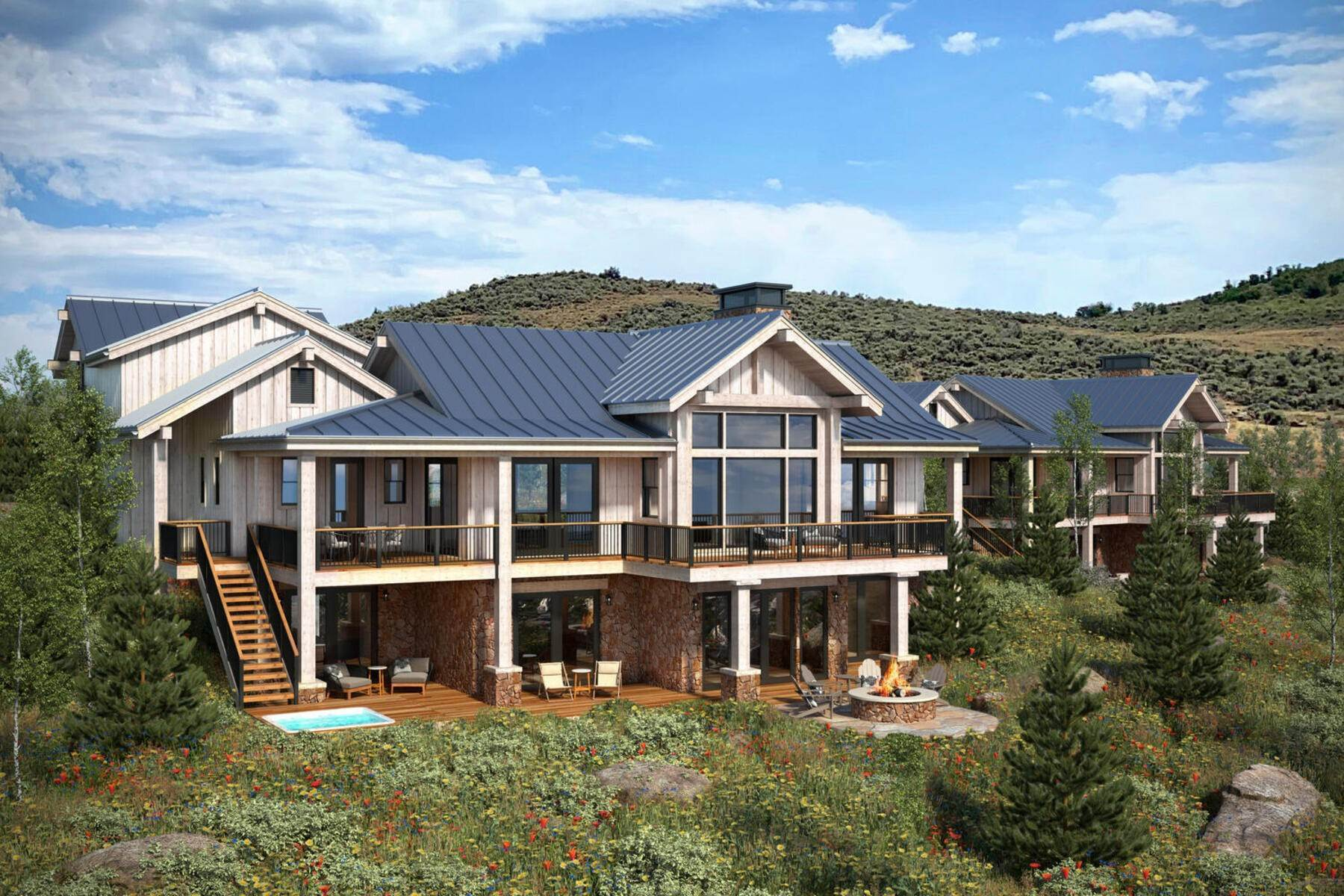 3. fractional ownership prop for Sale at 1/8 Fractional Ownership Opportunity In Brand New Kingfisher Cabin 7615 E Stardust Court #319E, 5.13 Heber City, Utah 84032 United States