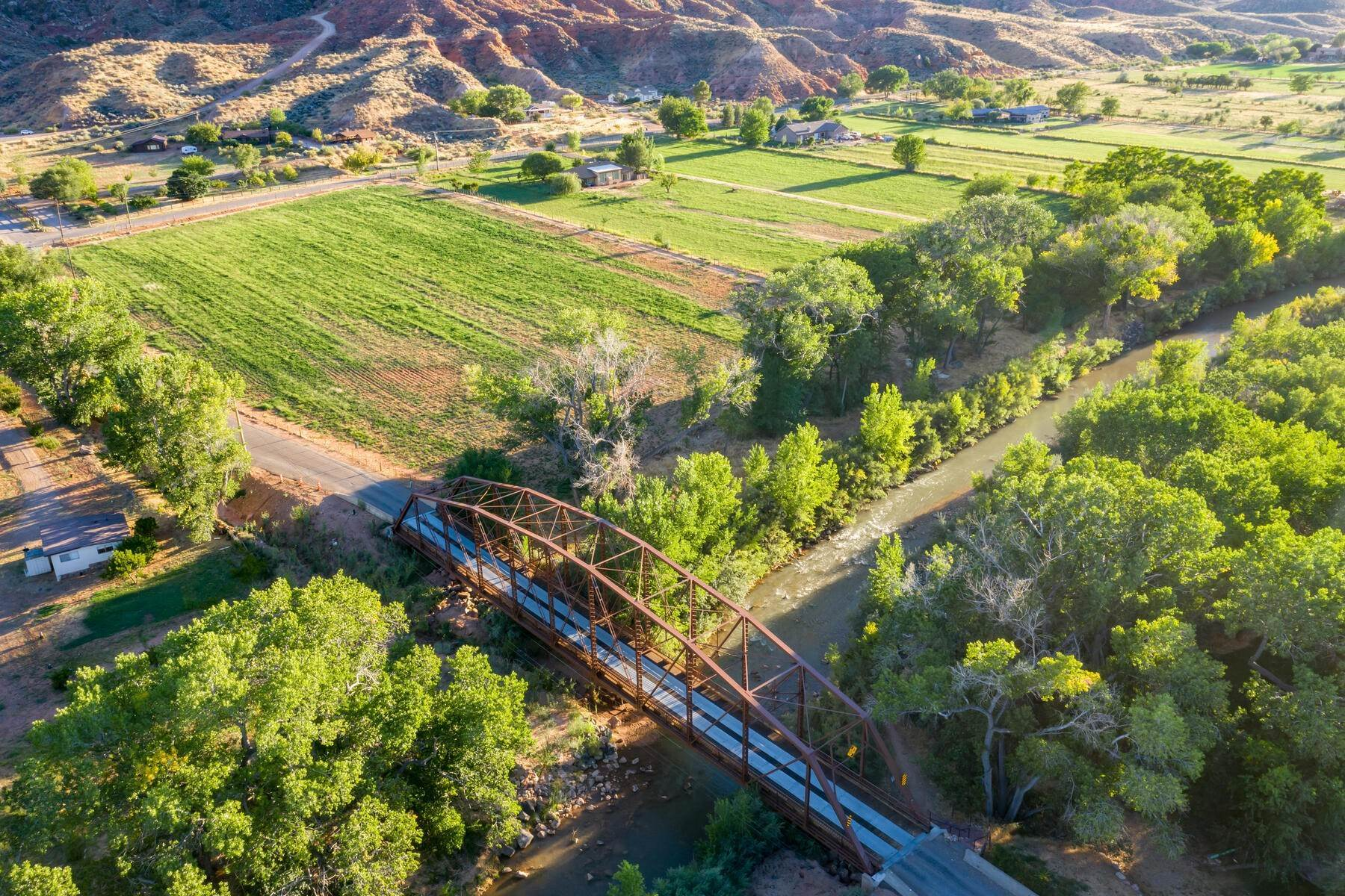 33. Land for Sale at 5+ Ac Field On The River In Rockville 250 So Bridge Road Rockville, Utah 84763 United States