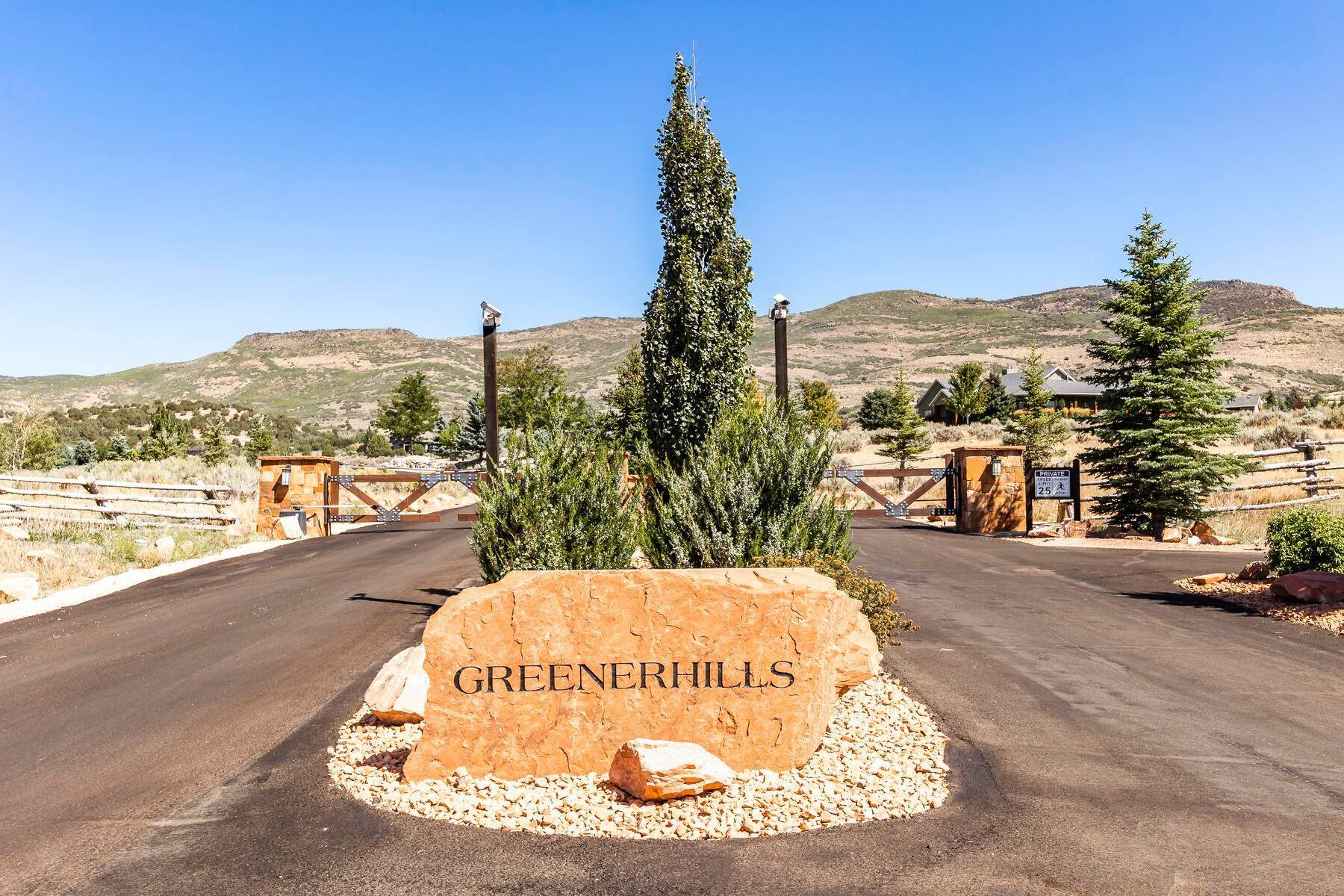 Land for Sale at Magnificent 18 Acre View lot in the Gated Community of Greenerhills. 353 Greenerhills Lane Heber City, Utah 84032 United States