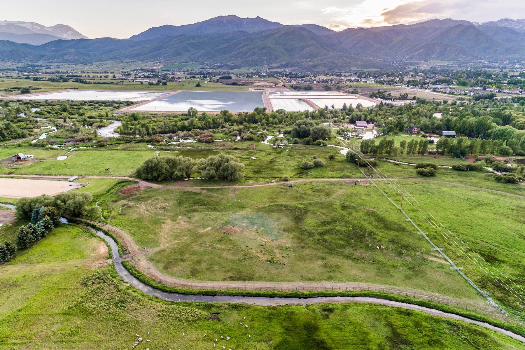 7. Land for Sale at Beautiful 7.68 Acre Lot Near The Provo River 1500 W Midway Ln, #9 Heber, Utah 84032 United States