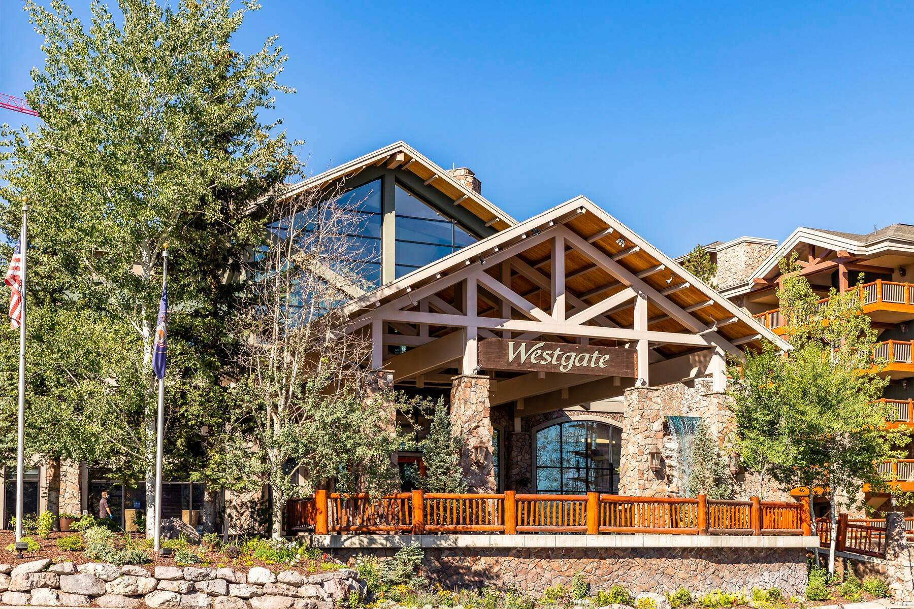 fractional ownership prop for Sale at Floating Summer Season Week at Westgate Park City Resort & Spa 3000 Canyons Resort Drive Park City, Utah 84098 United States