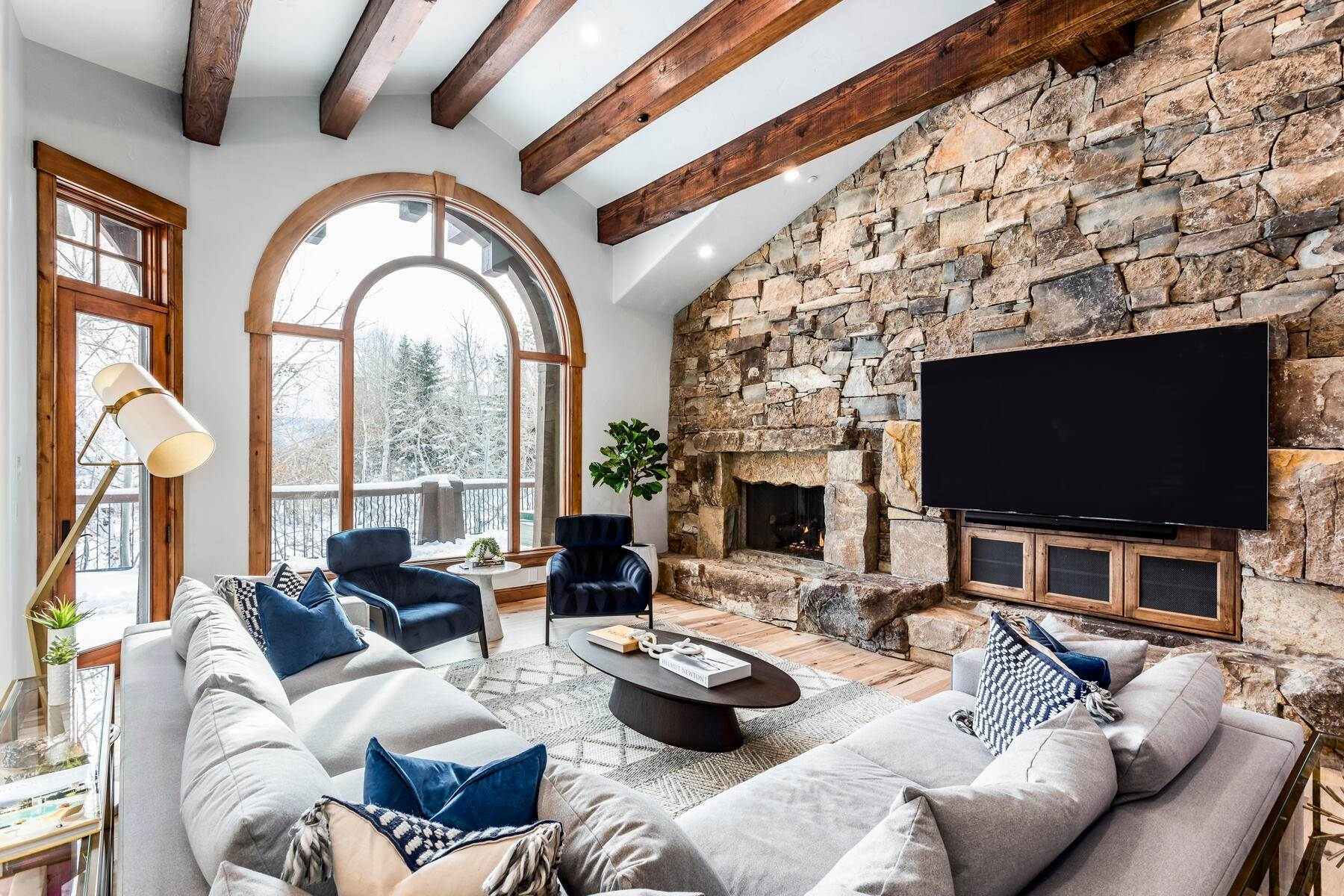 4. Single Family Homes for Sale at Sophisticated Masterpiece in Promontory 8340 N Promontory Ranch Rd Park City, Utah 84098 United States