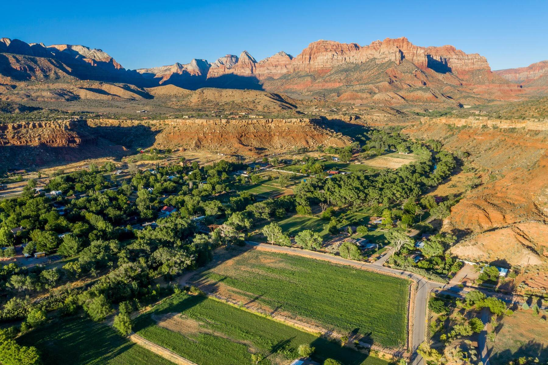 4. Land for Sale at 5+ Ac Field On The River In Rockville 250 So Bridge Road Rockville, Utah 84763 United States