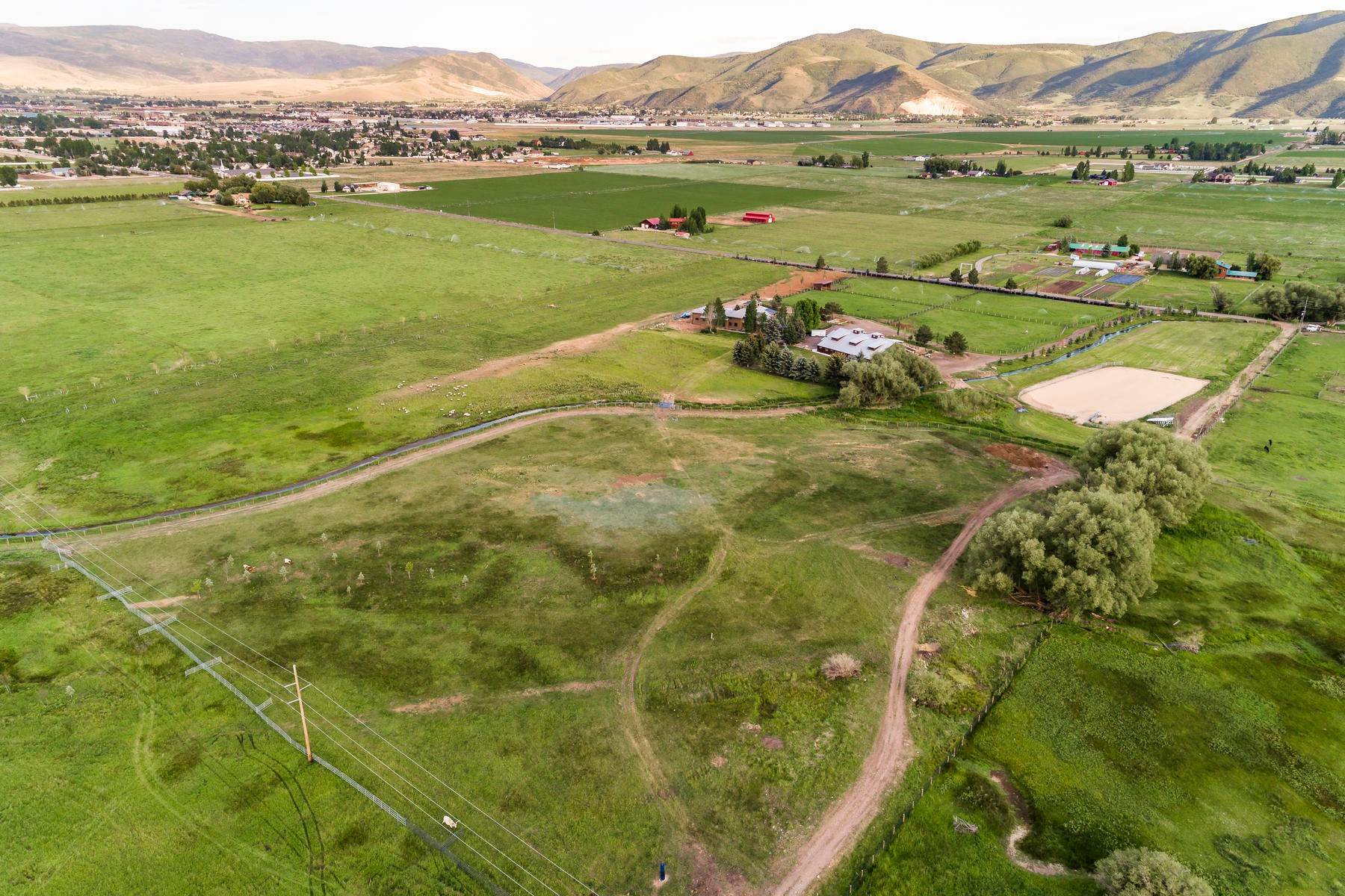 5. Land for Sale at Beautiful 7.68 Acre Lot Near The Provo River 1500 W Midway Ln, #9 Heber, Utah 84032 United States