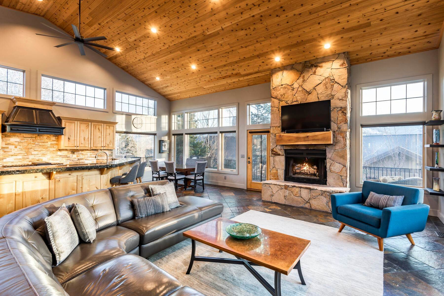 Property for Sale at Open Floor Plan on Cul-de-Sac Featuring Views & Outdoor Space 9270 N Sand Trap Ct Park City, Utah 84098 United States