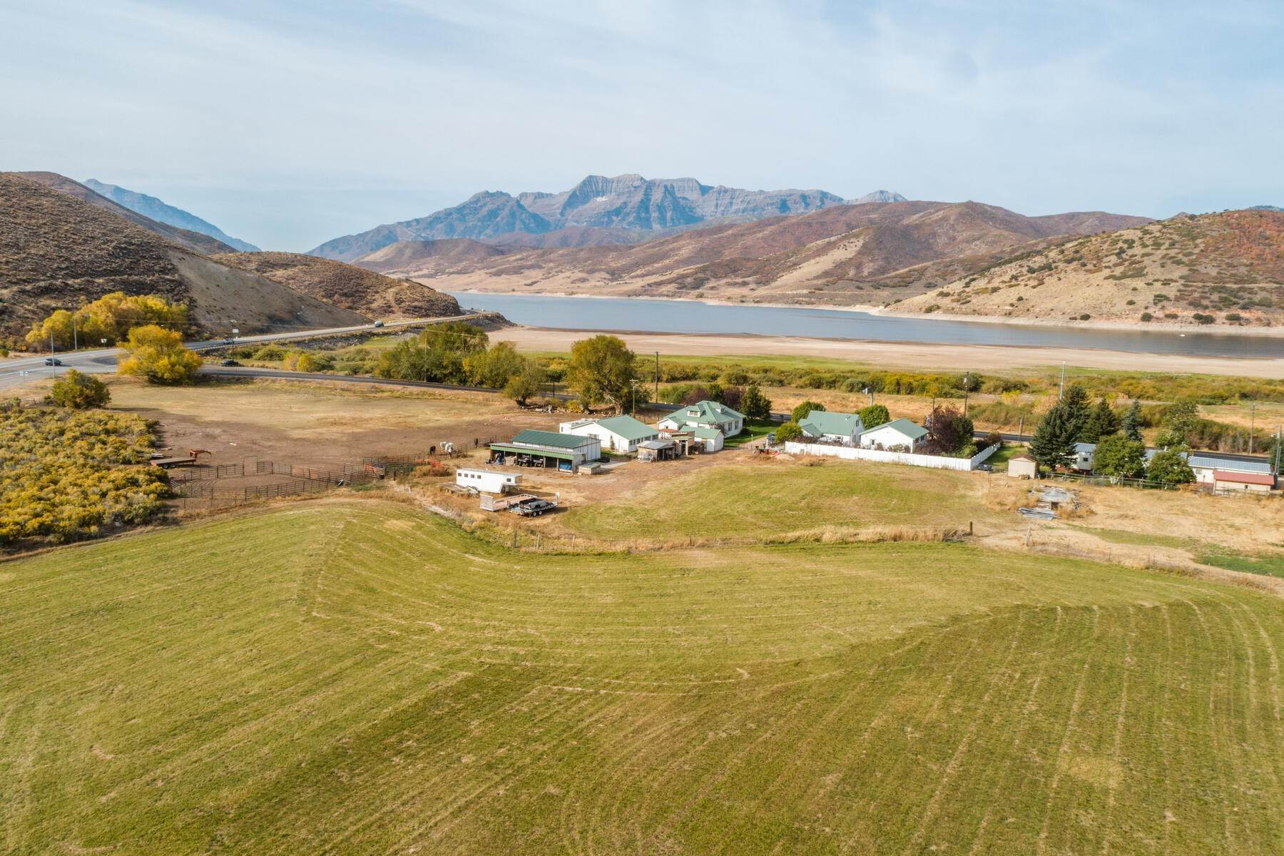21. Land for Sale at Gorgeous Timp Mountain Views On Flat Heber Valley Lot Just Steps to Deer Creek R 4021 South 3600 West Charleston, Utah 84032 United States