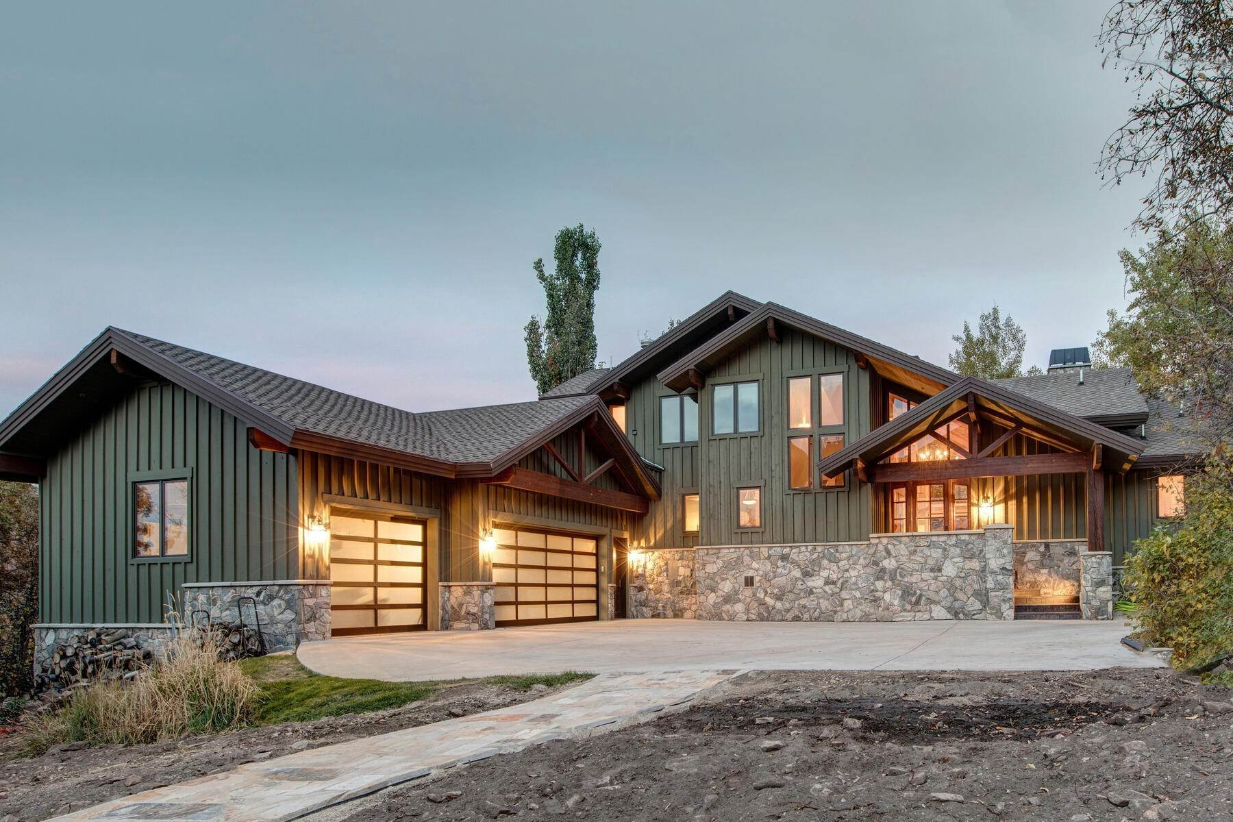 Single Family Homes for Sale at Your Private Oasis in the Heart of Park City 2692 Ruminant Road Park City, Utah 84060 United States