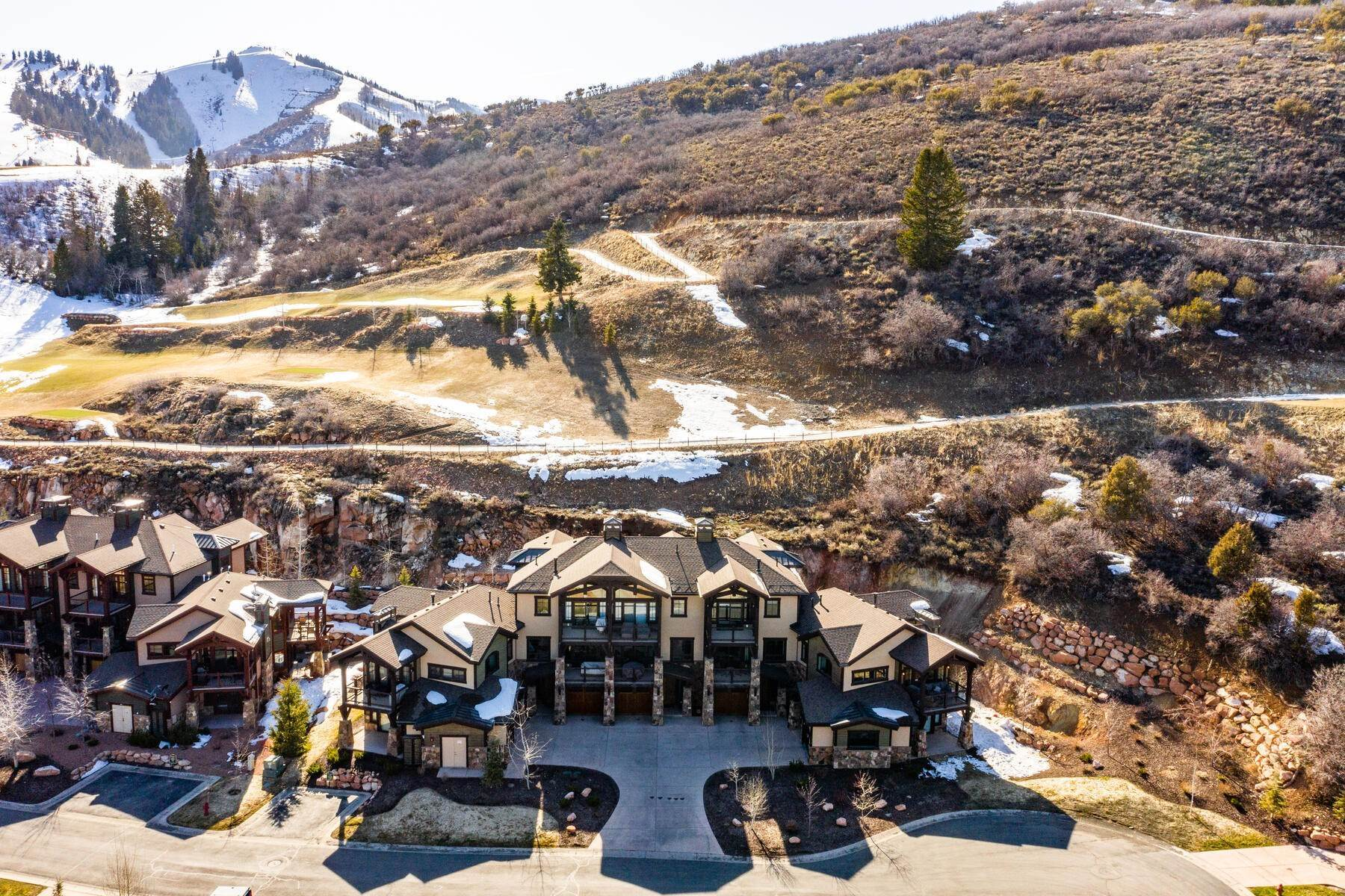 30. townhouses for Sale at Walk to Skiing from this Turn-Key Canyons Village Townhome 4221 Fairway Lane, D-4 Park City, Utah 84098 United States