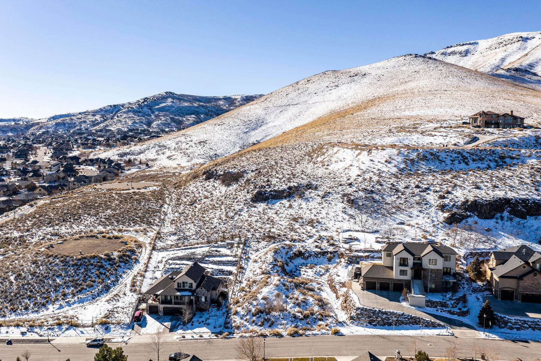 14. Land for Sale at Build Your Dream Home! 5677 W Eldora Cir Herriman, Utah 84096 United States