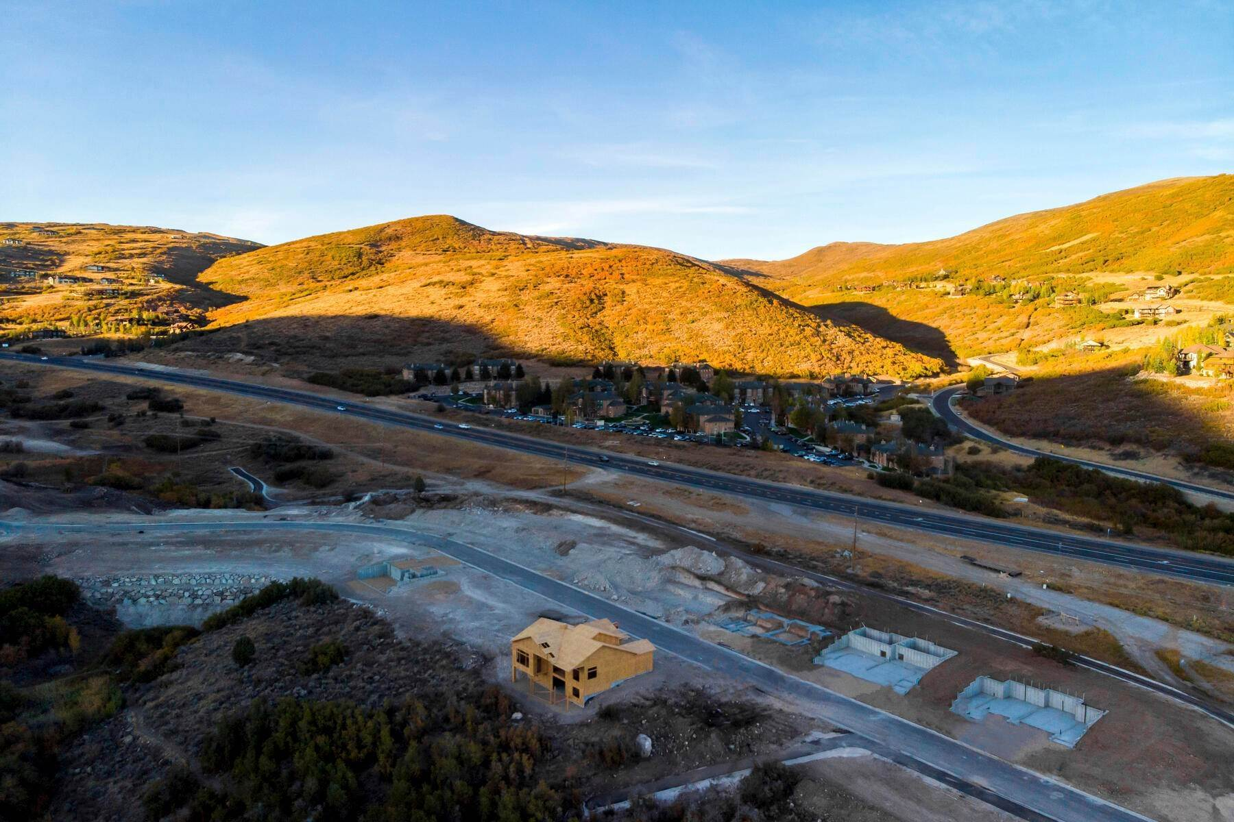 12. townhouses for Sale at New Construction Townhome Just Minutes From Park City 12732 N Belaview Way, Lot 12 Hideout Canyon, Utah 84036 United States