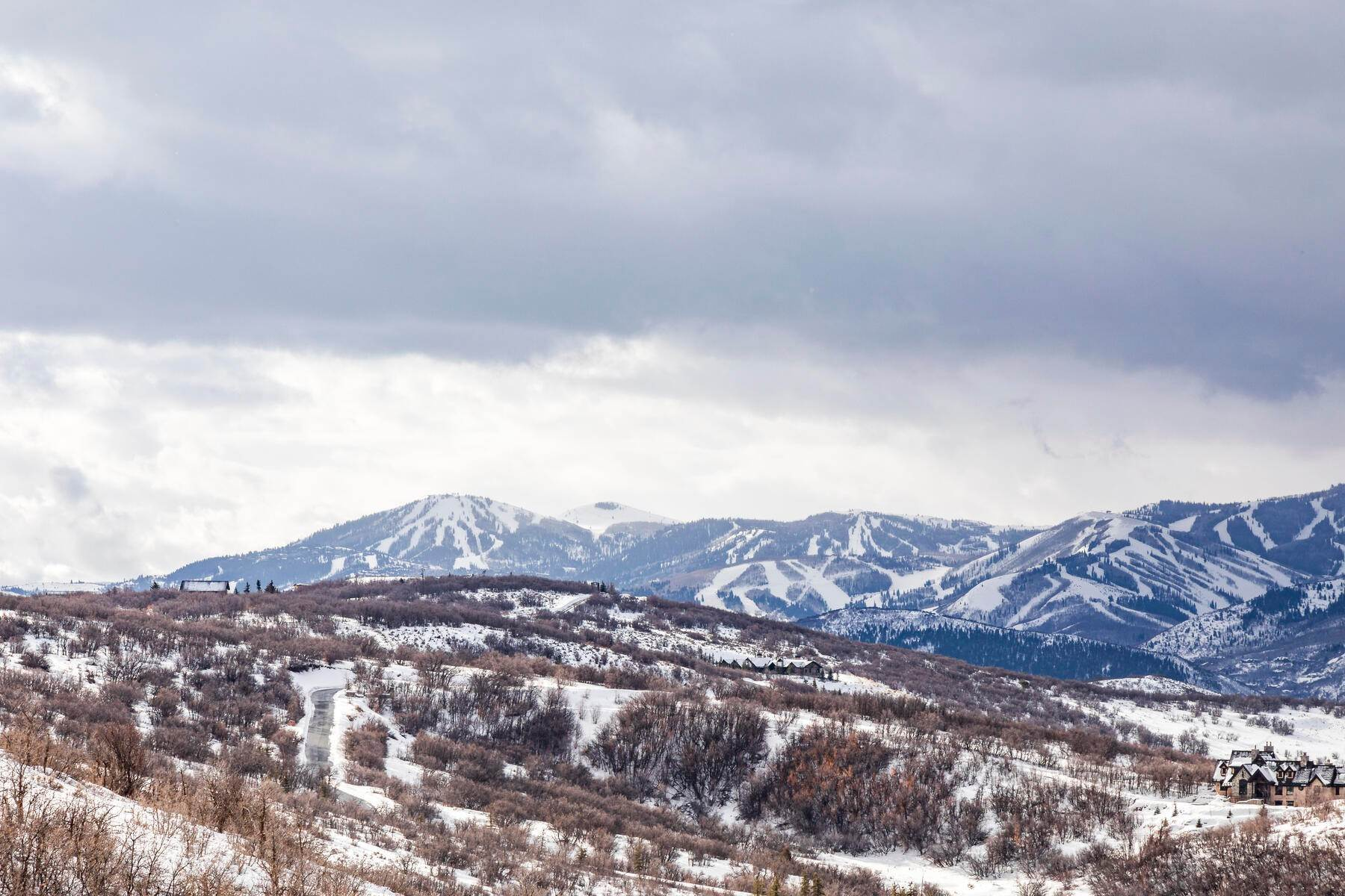 Land for Sale at Views and Privacy Accentuate This 25 Acre Equestrian Lot 1950 W Red Hawk Trail Park City, Utah 84098 United States
